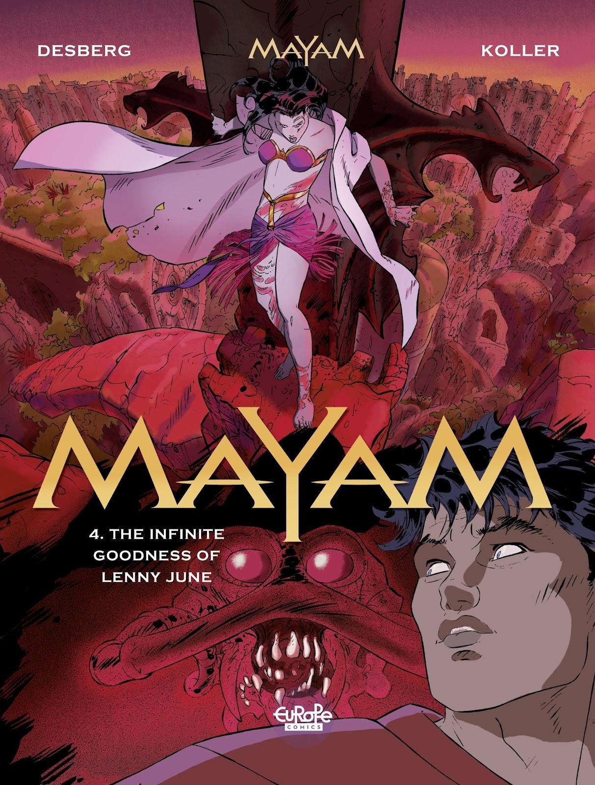 Mayam issue 4 - Page 1