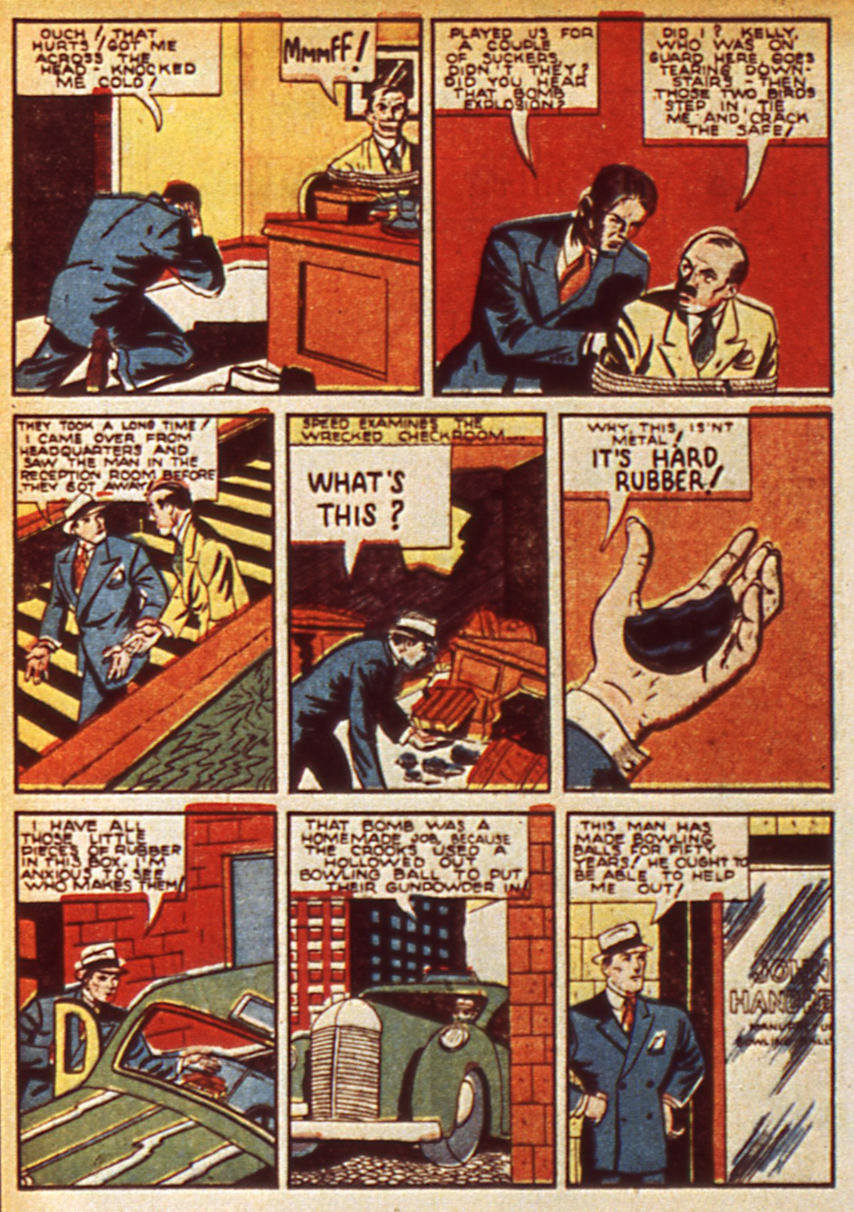 Read online Detective Comics (1937) comic -  Issue #45 - 38