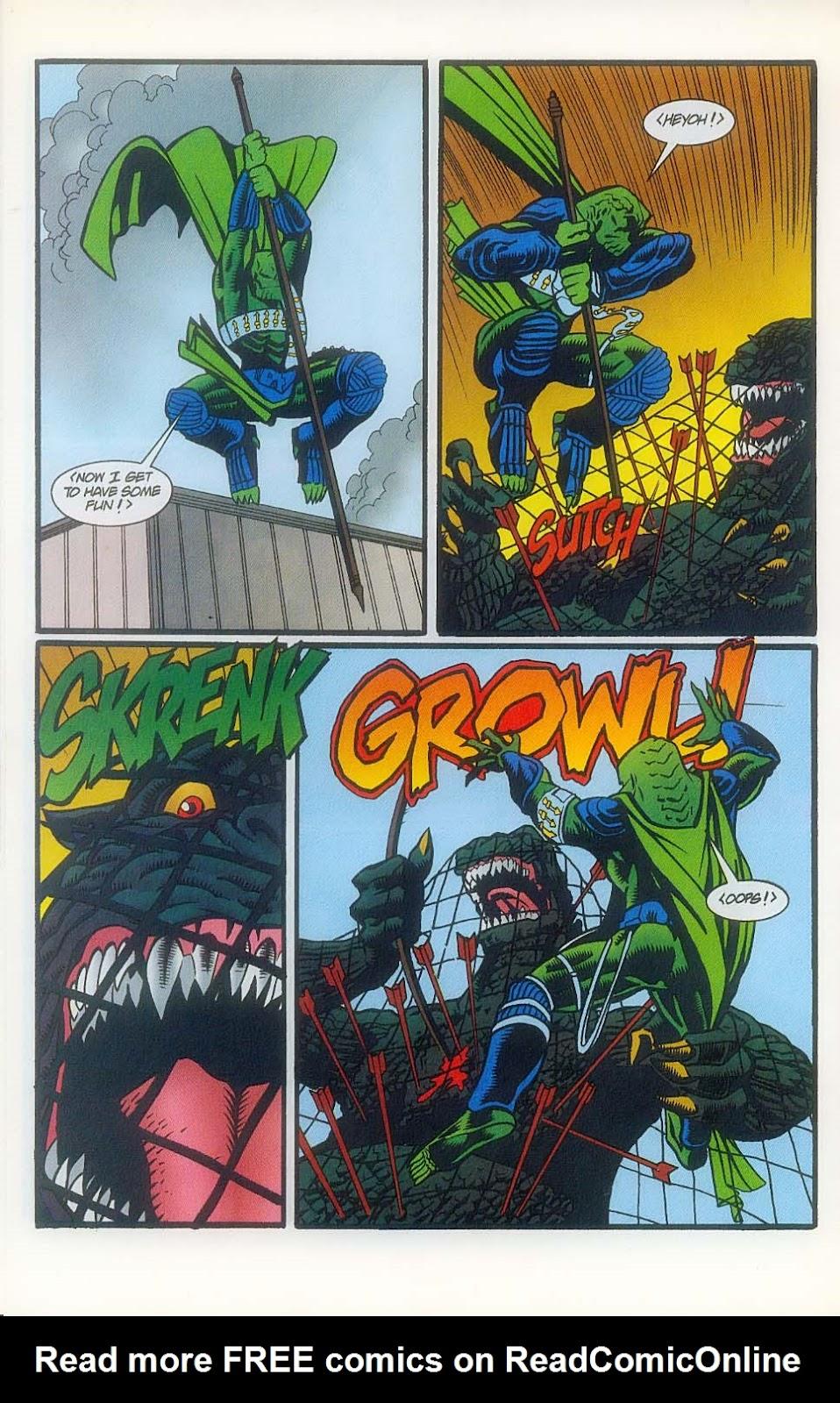 Godzilla (1995) Issue #7 #8 - English 23