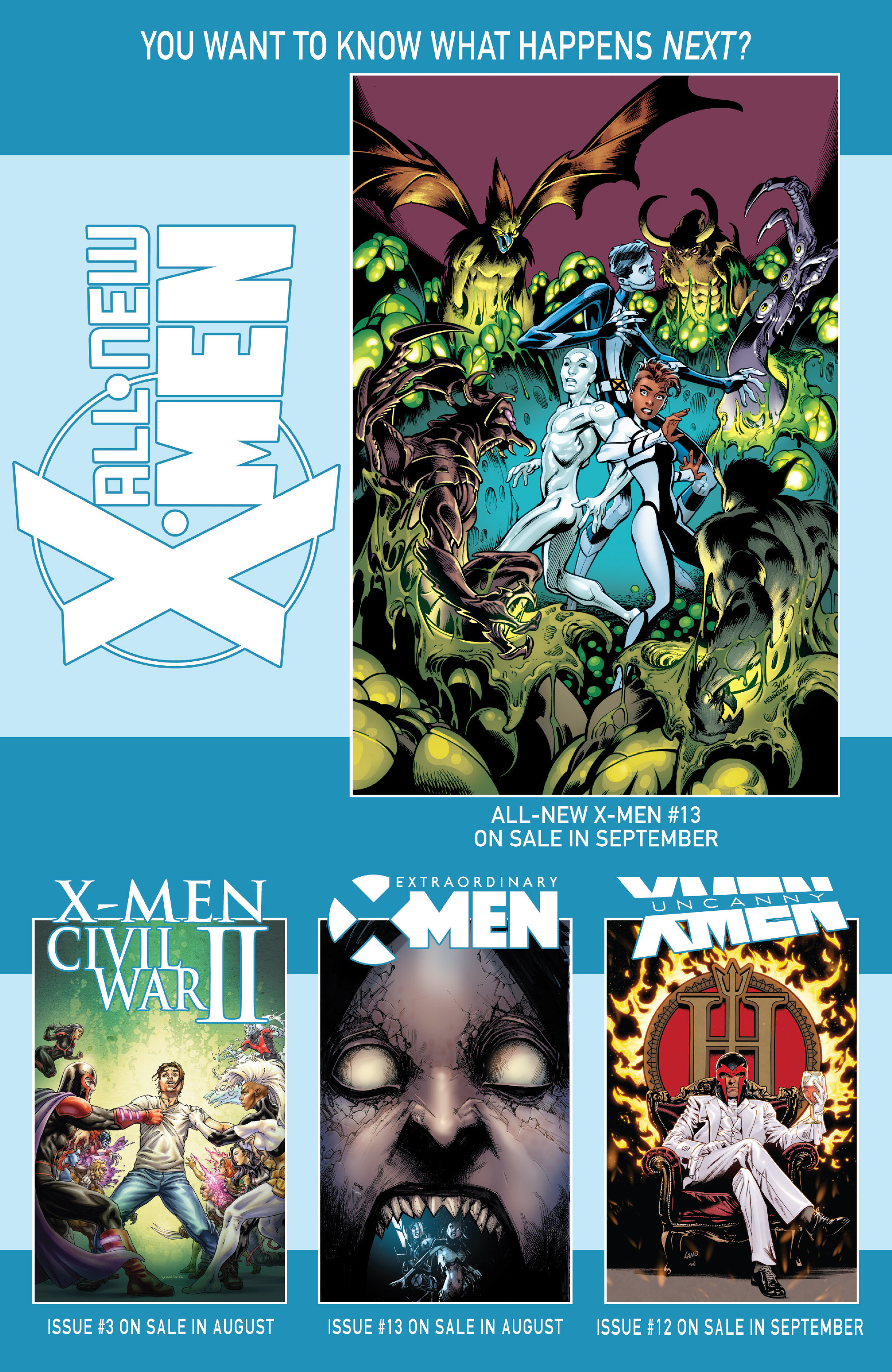 Read online All-New X-Men (2016) comic -  Issue #12 - 23