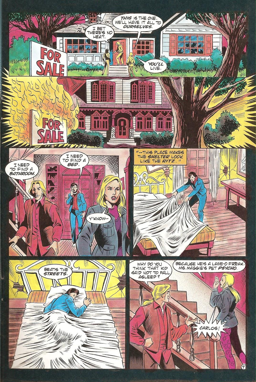 Read online Freddy's Dead: The Final Nightmare comic -  Issue #2 - 9