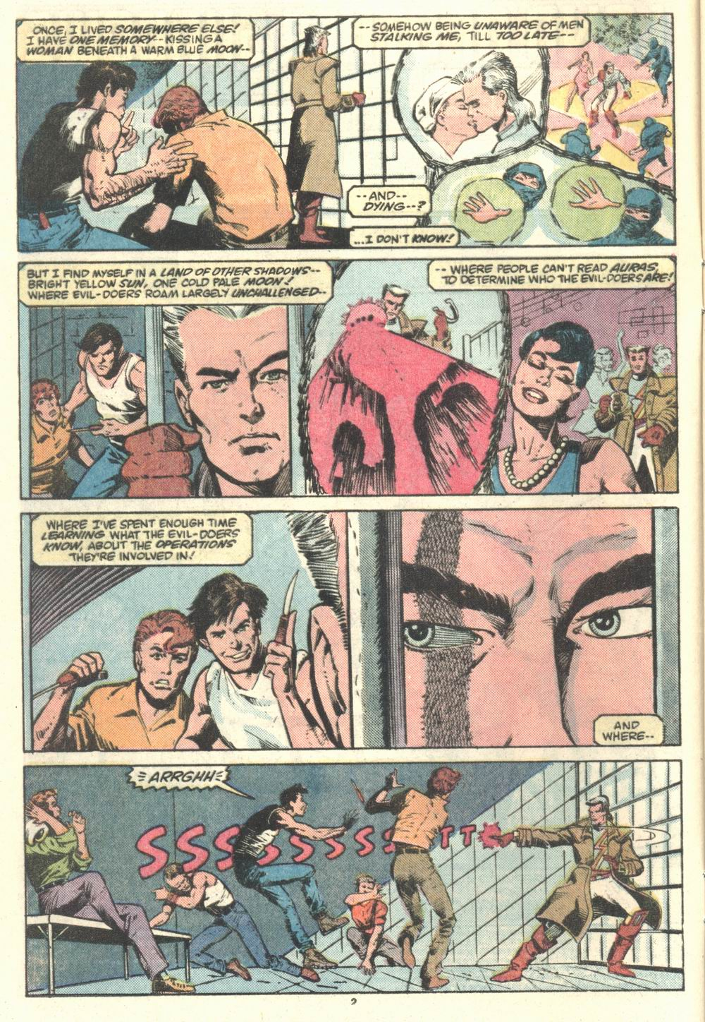 Read online Justice (1986) comic -  Issue #2 - 3