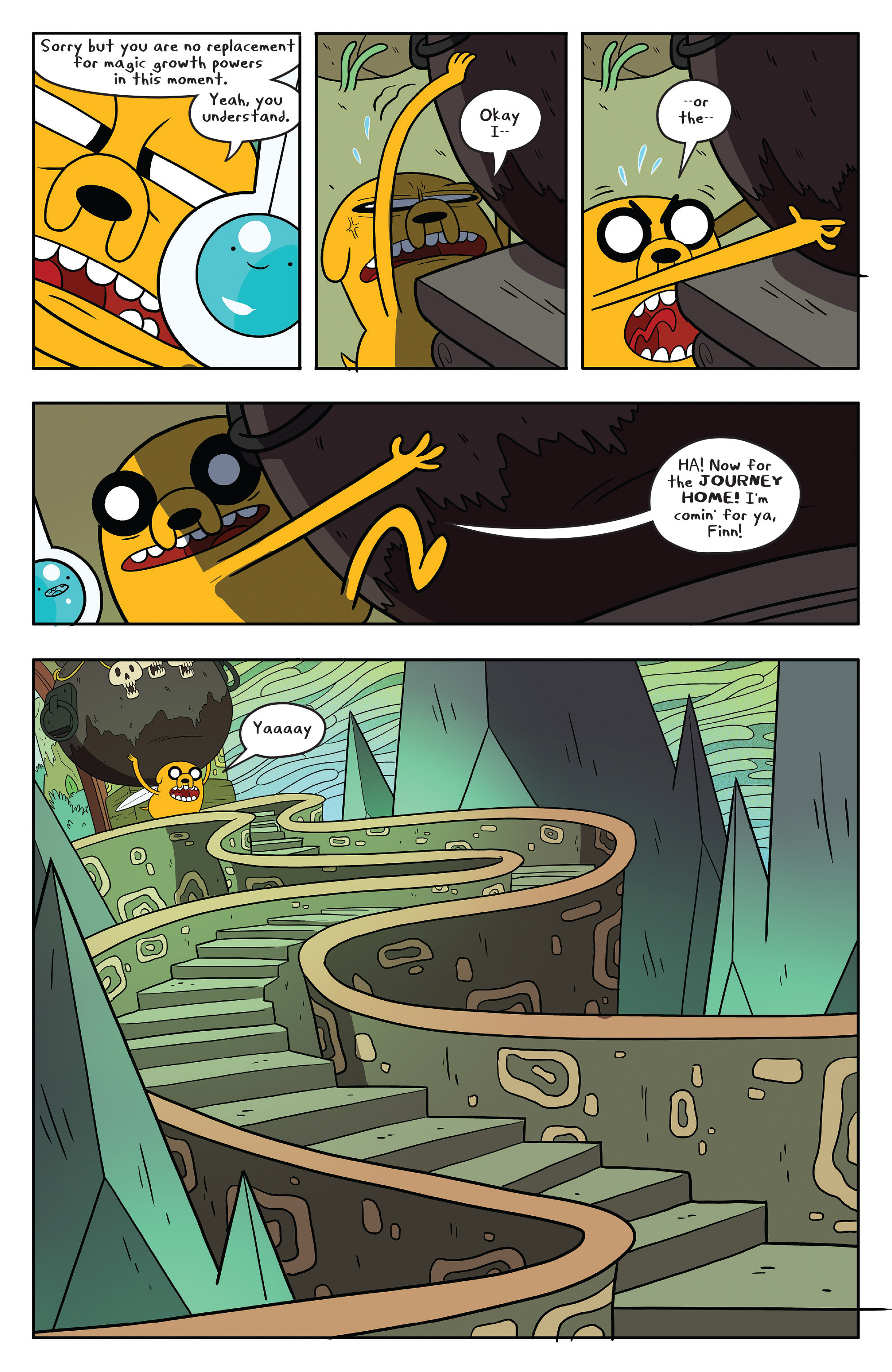 Read online Adventure Time comic -  Issue #53 - 13