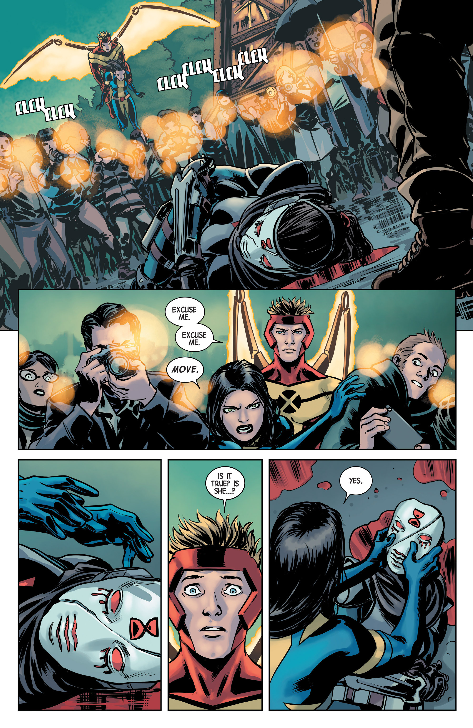 Read online All-New Wolverine (2016) comic -  Issue #1 - 28