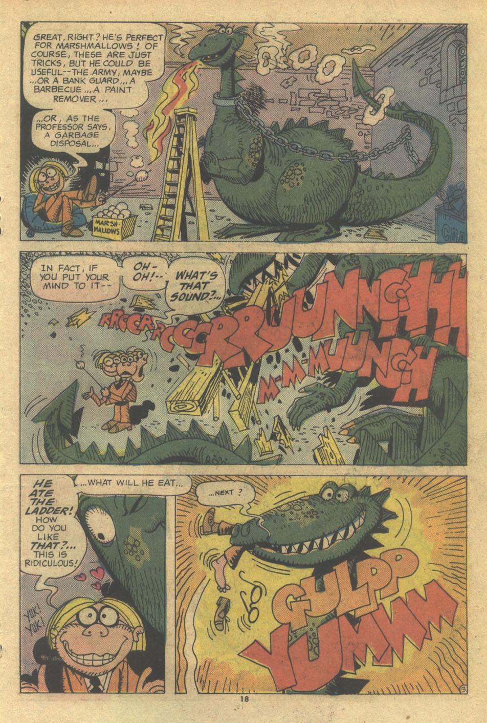 Read online Plop! comic -  Issue #10 - 19