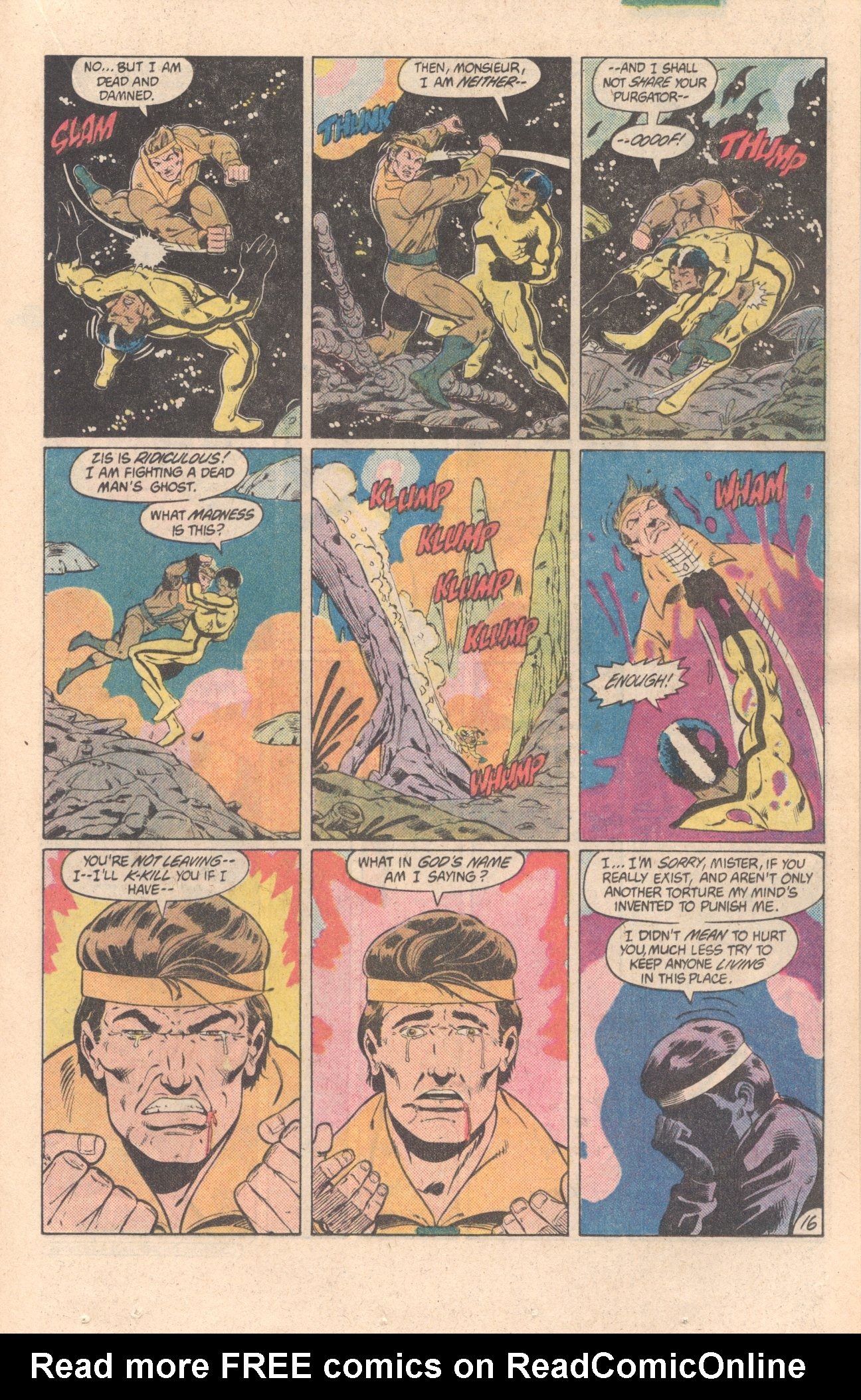 Legion of Super-Heroes (1980) 299 Page 16