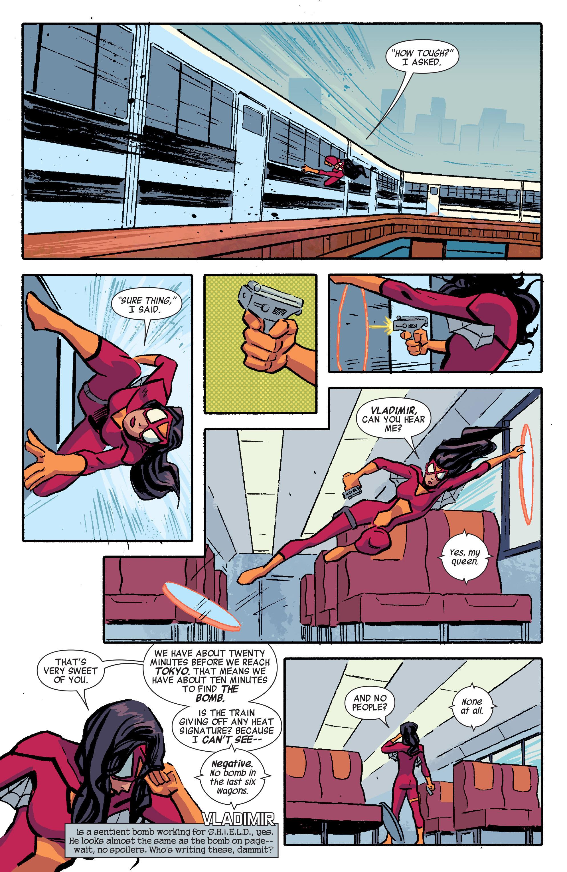 Read online Secret Avengers (2014) comic -  Issue #6 - 10