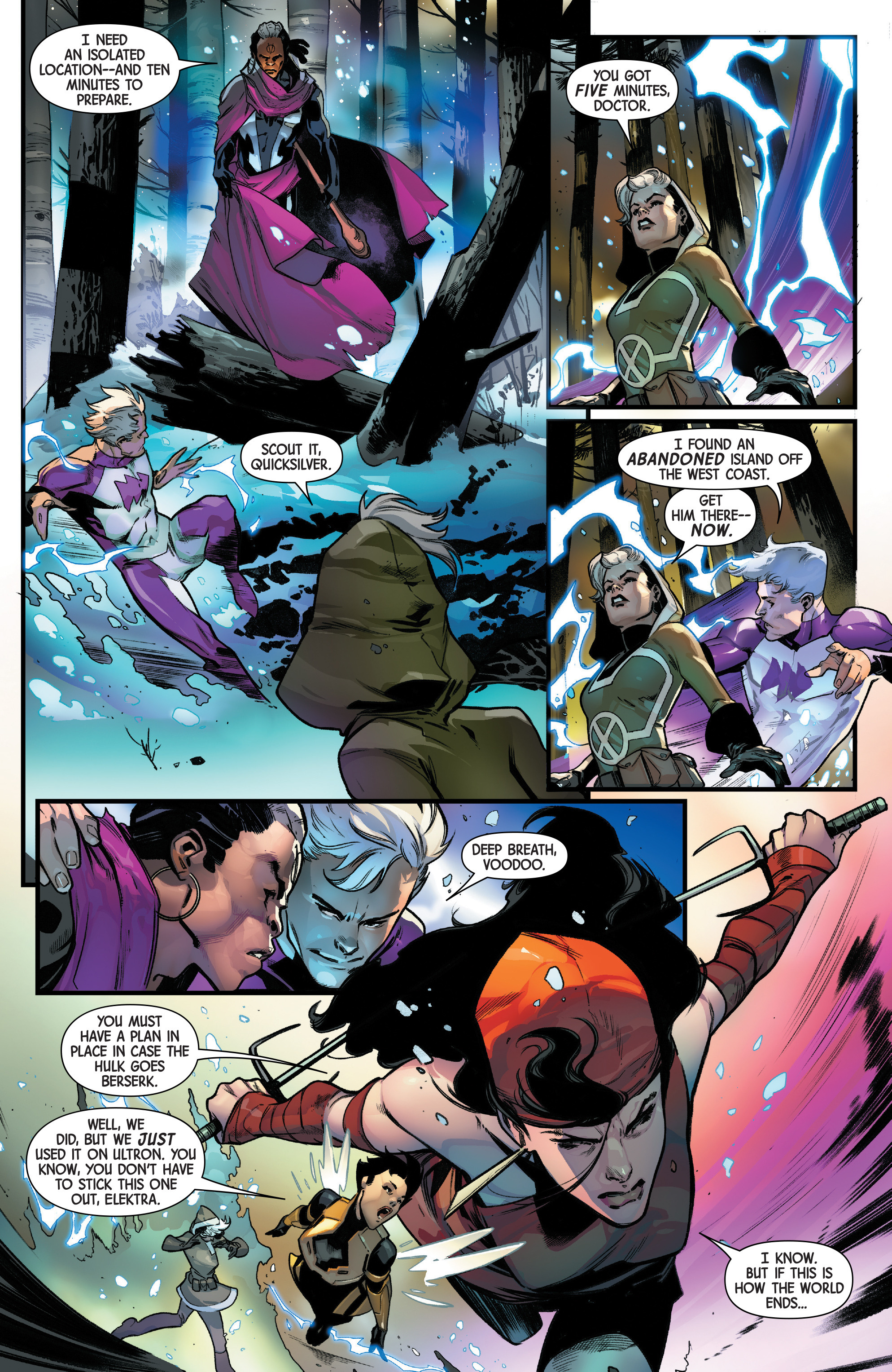 Read online Uncanny Avengers [II] comic -  Issue #16 - 16