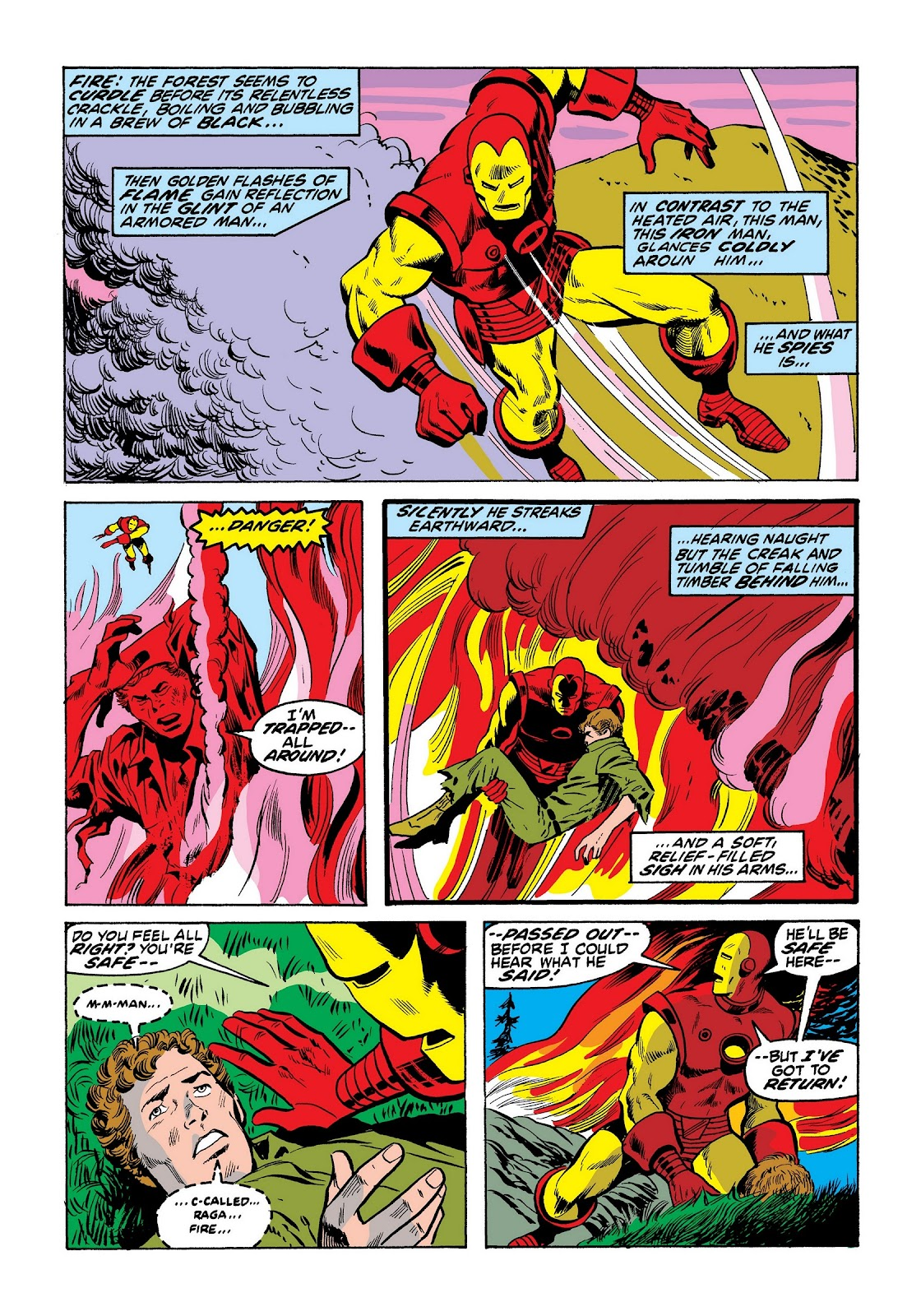 Read online Marvel Masterworks: The Invincible Iron Man comic -  Issue # TPB 8 (Part 3) - 83
