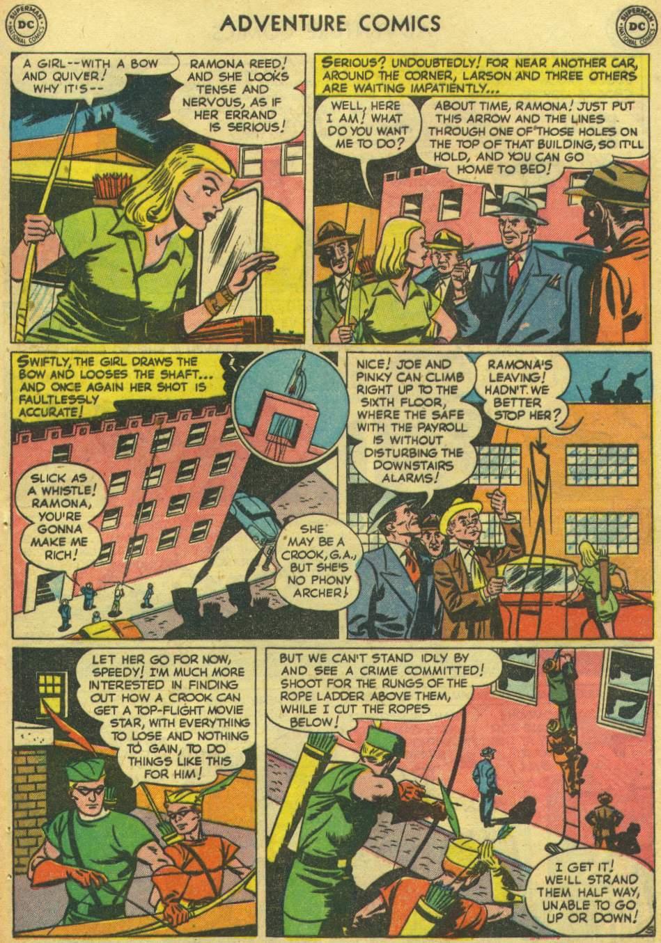Read online Adventure Comics (1938) comic -  Issue #167 - 43