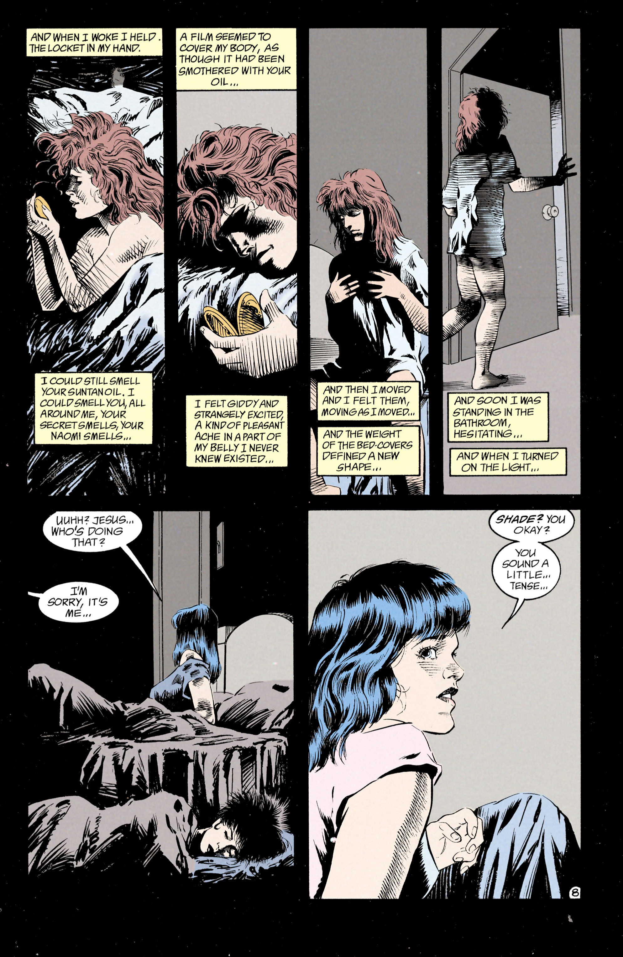 Read online Shade, the Changing Man comic -  Issue #27 - 9