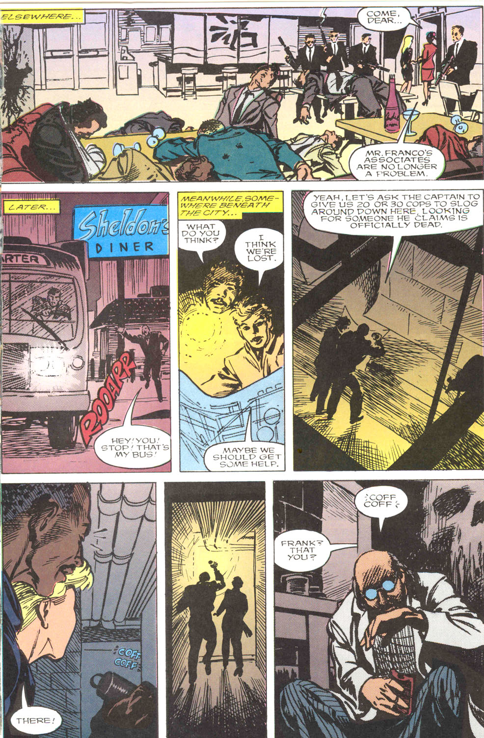 The Punisher Movie Special issue Full - Page 47