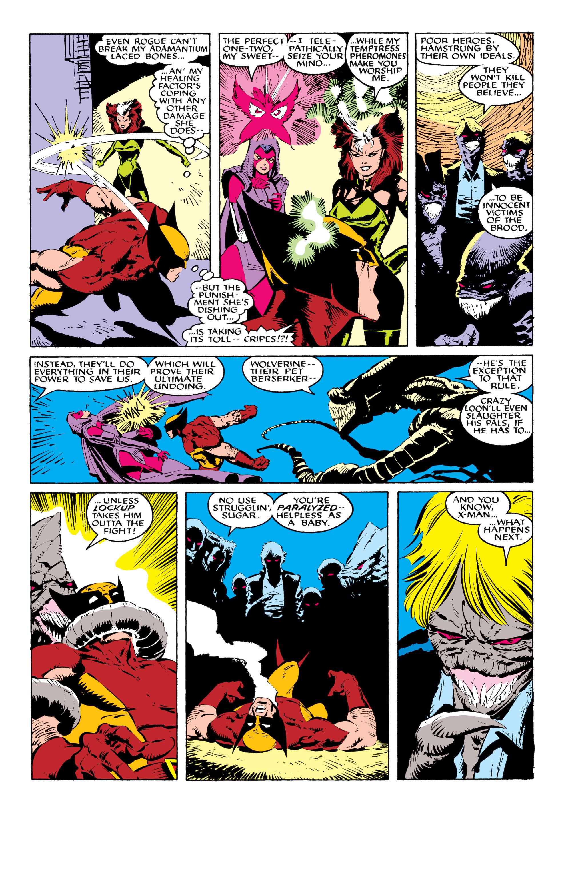 Read online Uncanny X-Men (1963) comic -  Issue #233 - 8