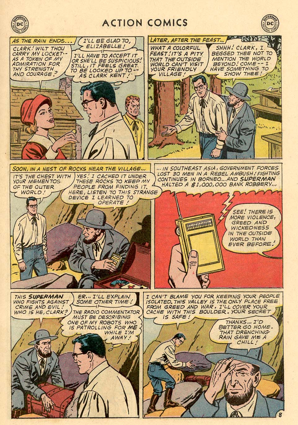 Read online Action Comics (1938) comic -  Issue #324 - 11