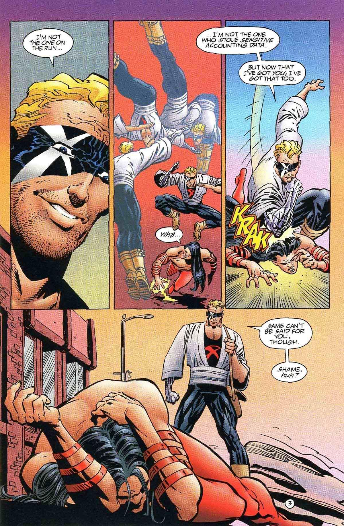 Read online Ultraverse Premiere comic -  Issue #10 - 5