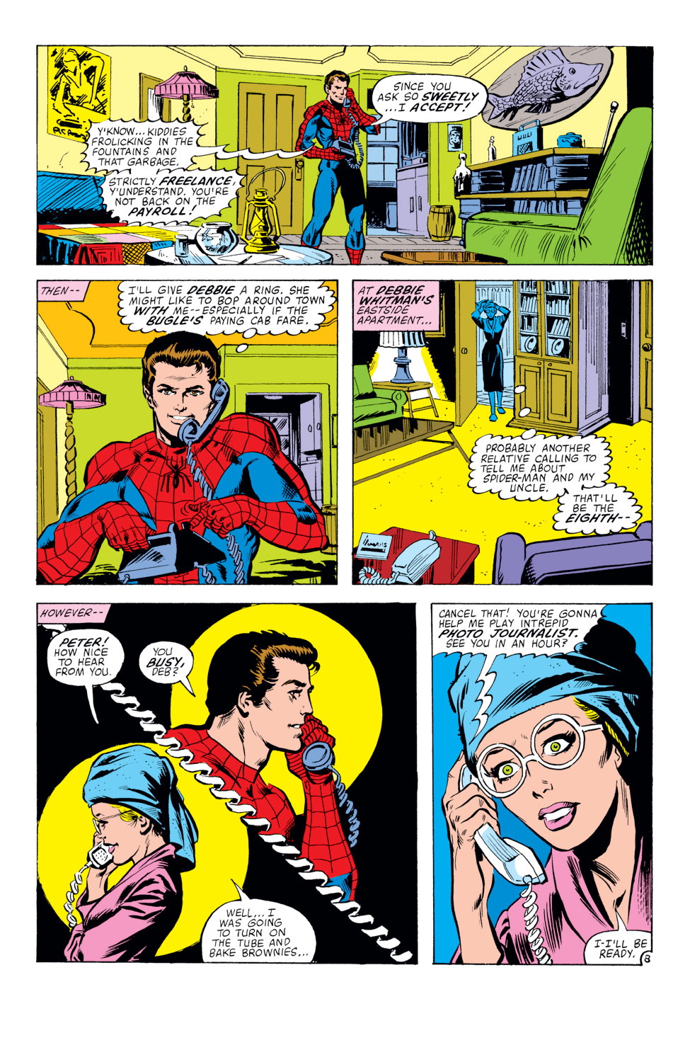 The Amazing Spider-Man (1963) 212 Page 8