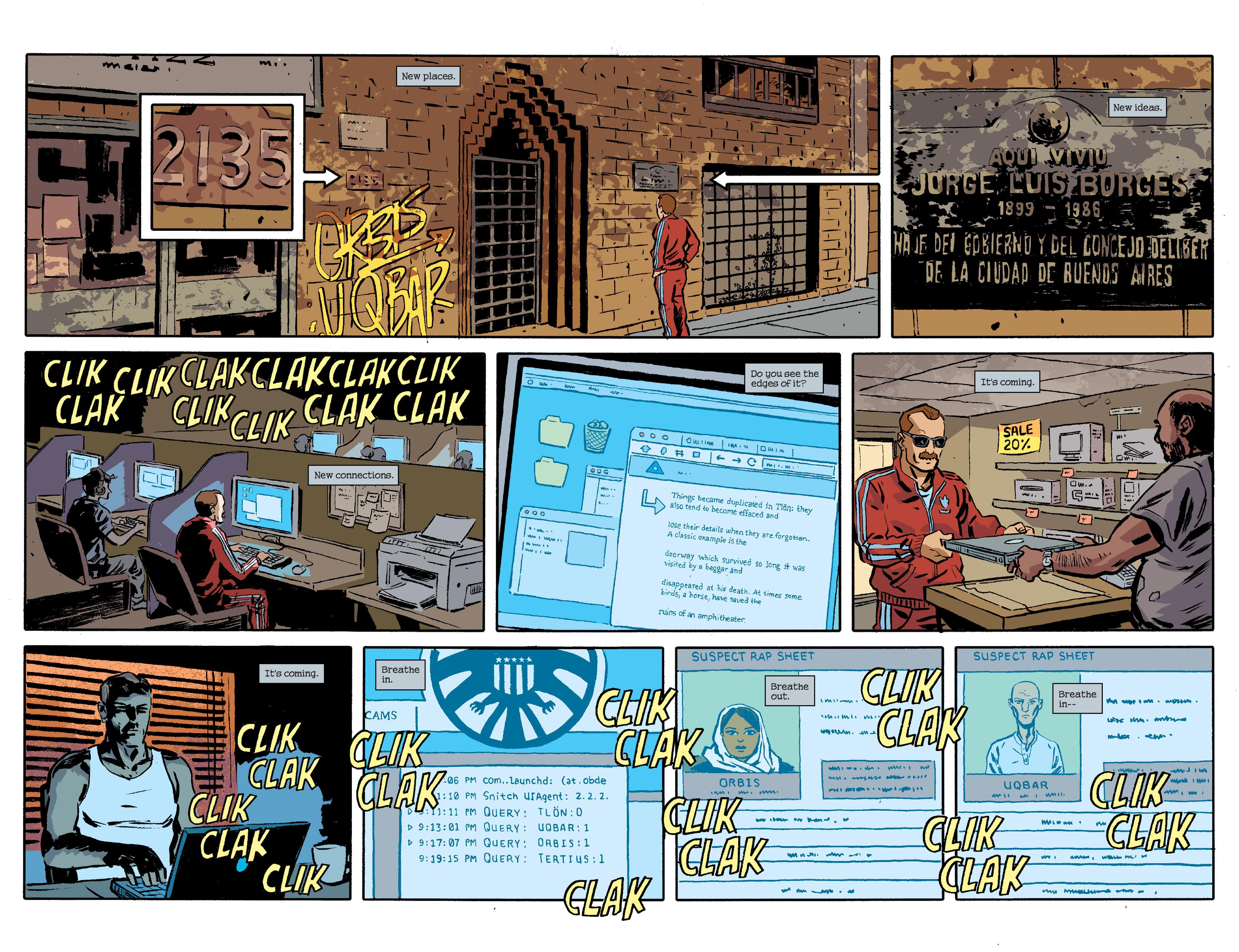 Read online Secret Avengers (2014) comic -  Issue #7 - 16