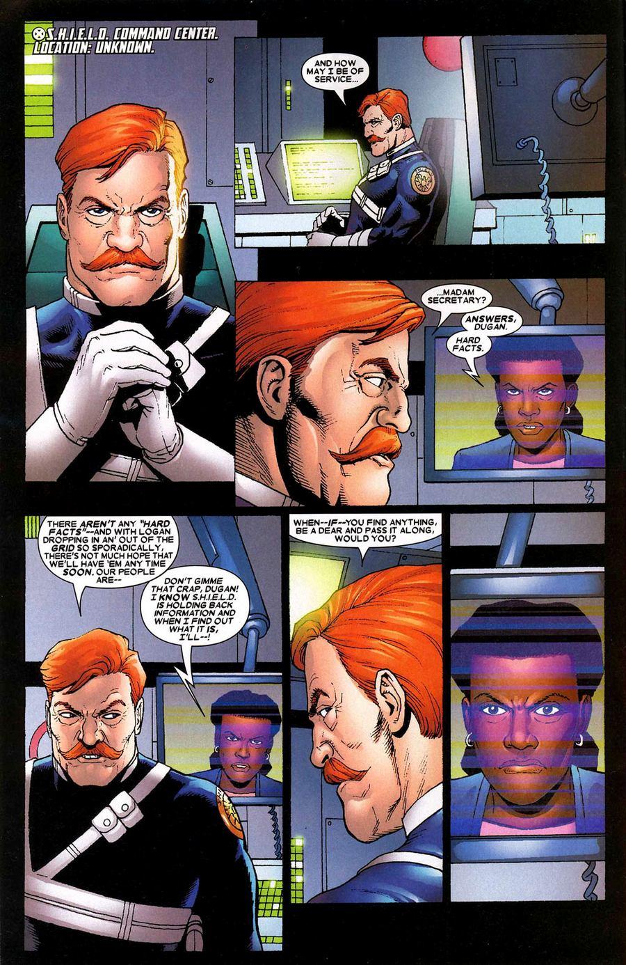Read online Wolverine: Origins comic -  Issue #1 - 5