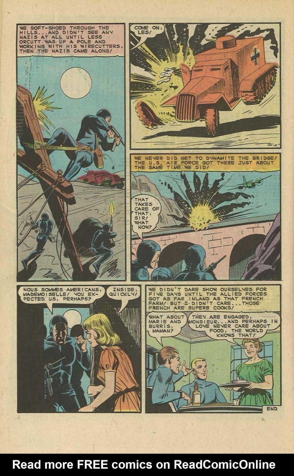 Read online Fightin' Navy comic -  Issue #127 - 32