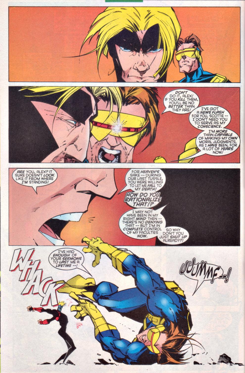 Read online Uncanny X-Men (1963) comic -  Issue # _Annual 1997 - 31
