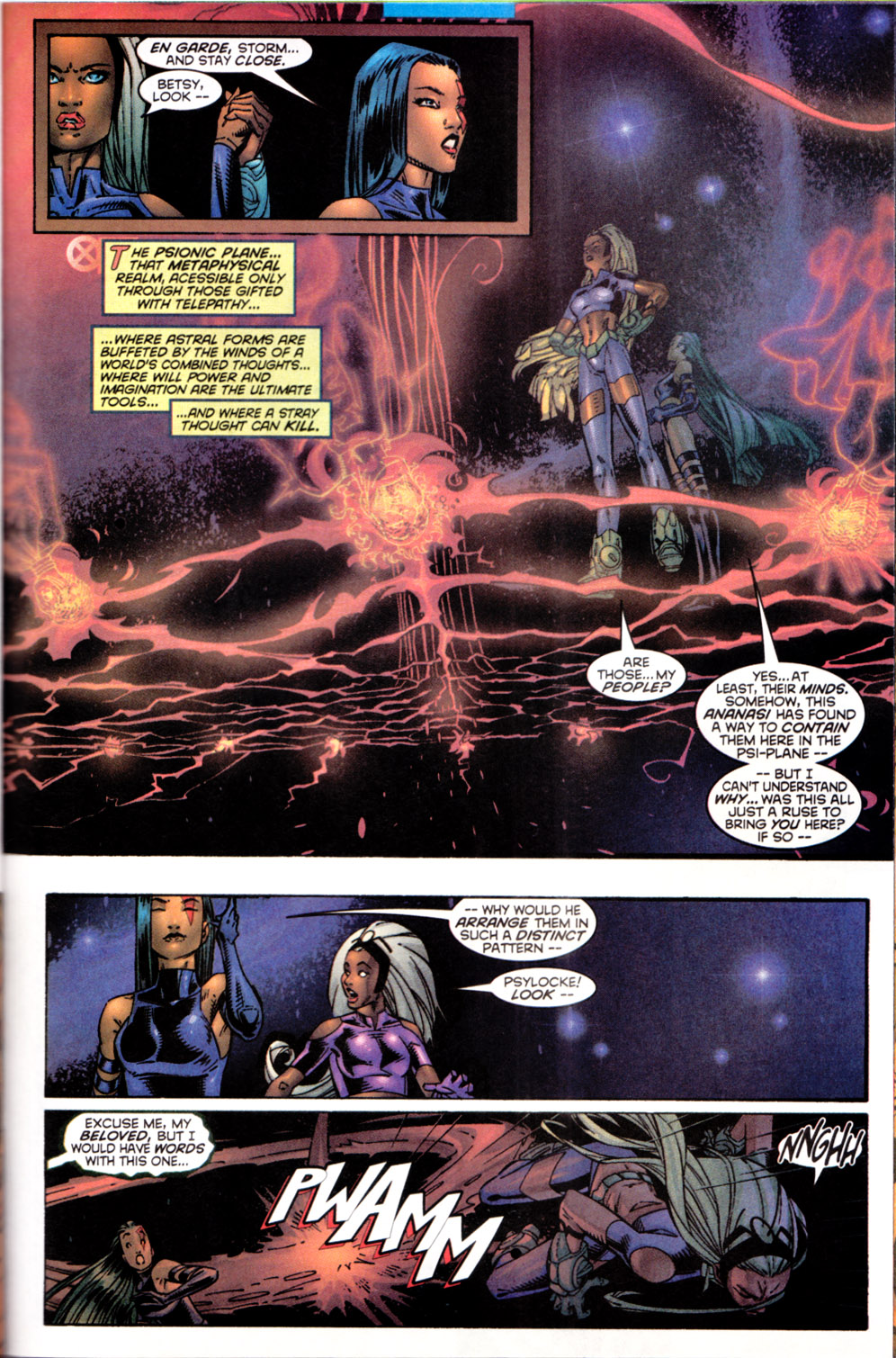 X-Men (1991) 77 Page 17