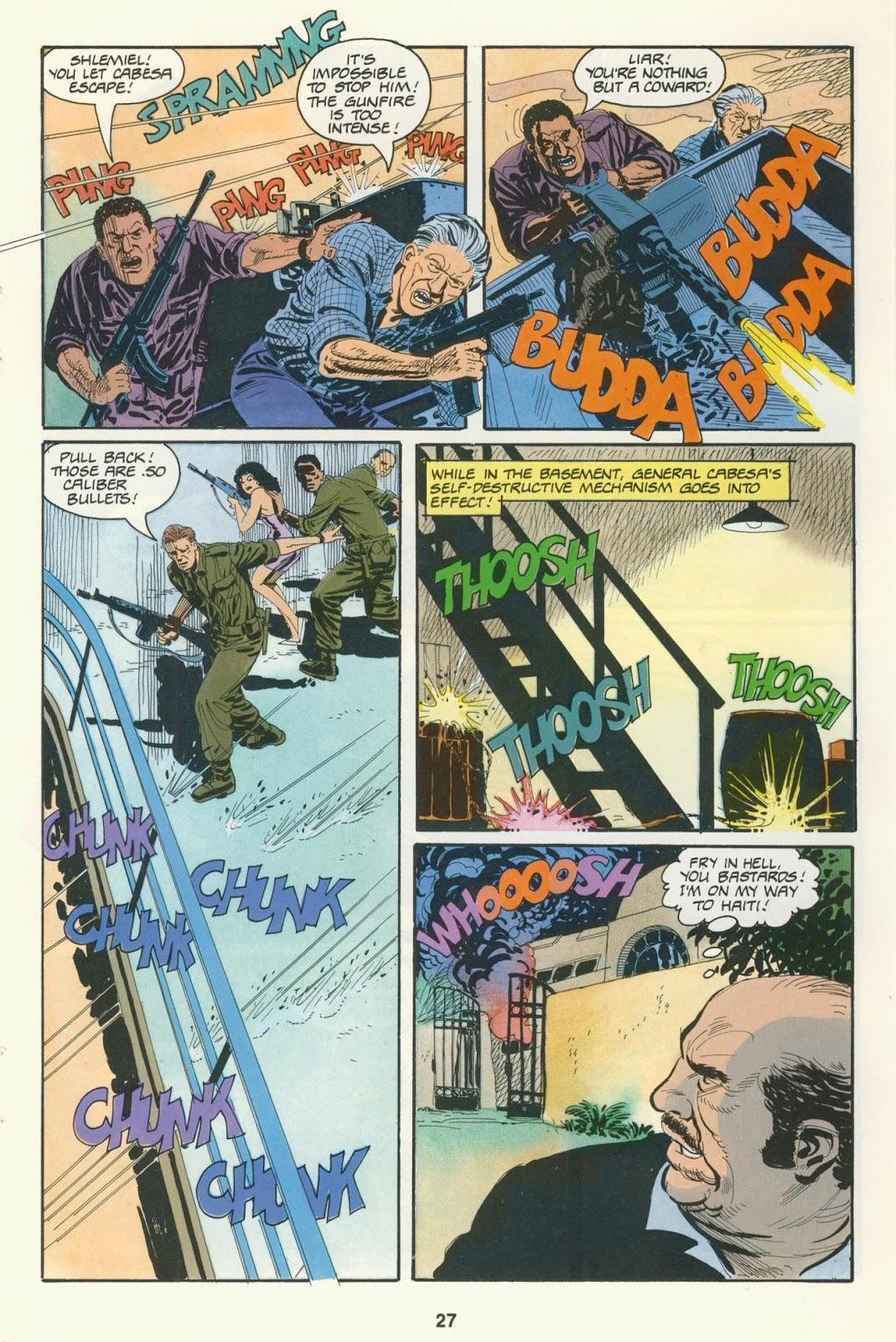 Warhawks issue 4 - Page 29