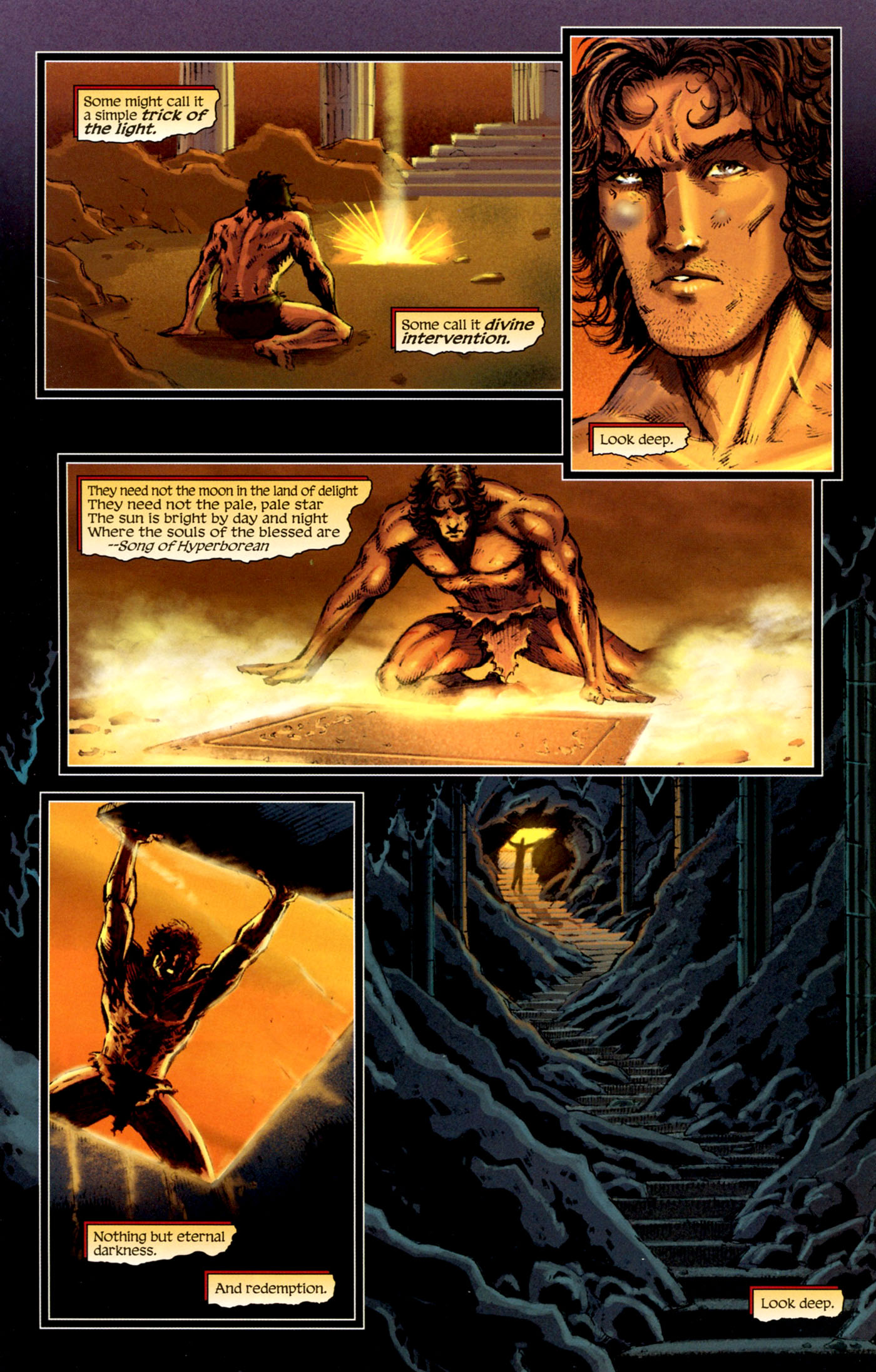 Read online Wrath of the Titans comic -  Issue #4 - 11