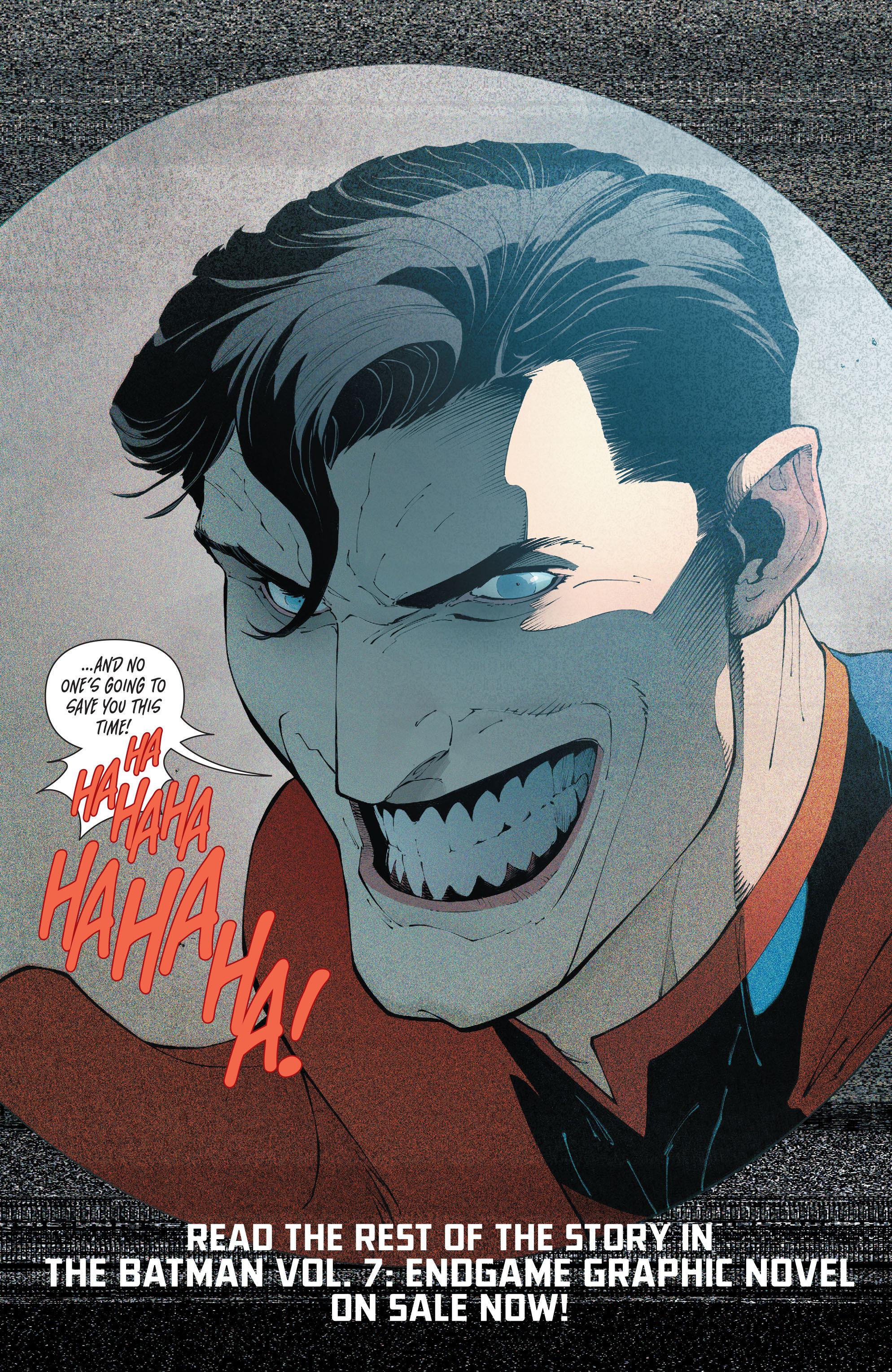 Read online Batman Endgame: Special Edition comic -  Issue #1 - 22
