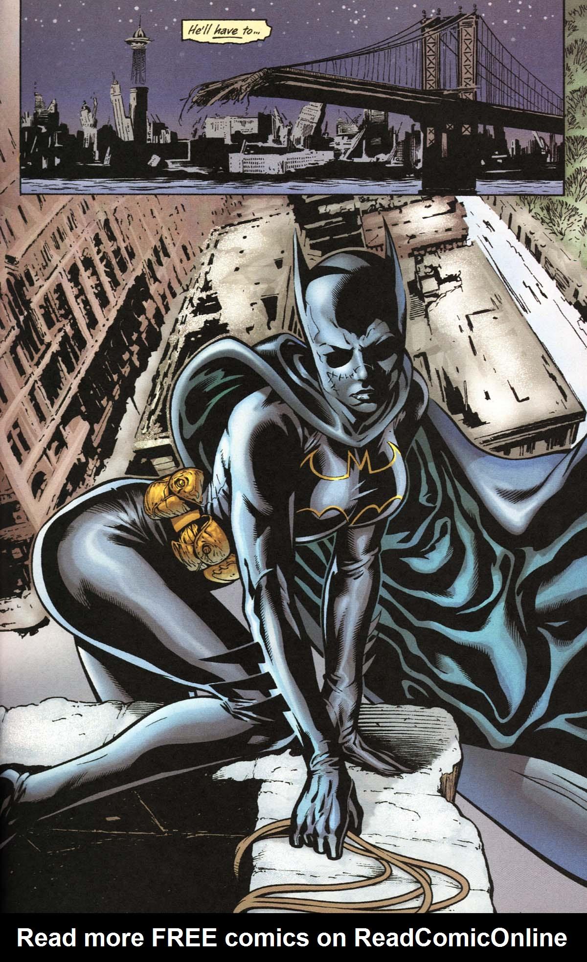Read online Batman: No Man's Land comic -  Issue #0 - 33