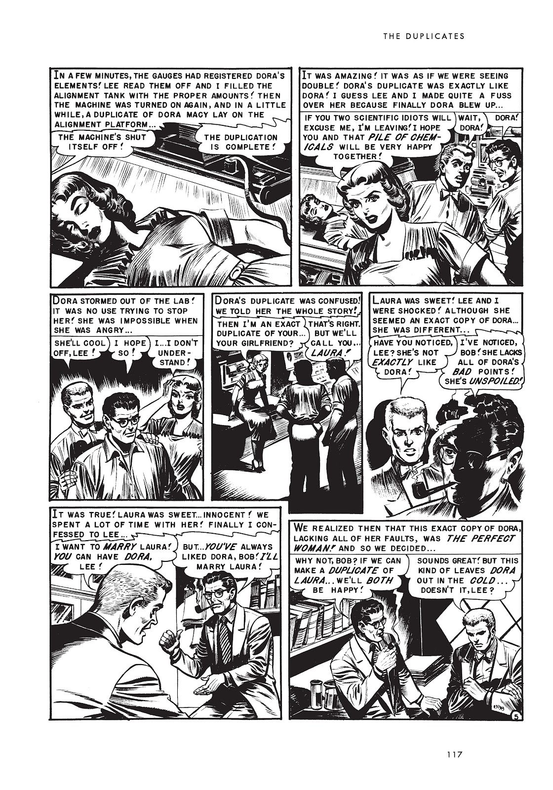 Read online The Martian Monster and Other Stories comic -  Issue # TPB (Part 2) - 32
