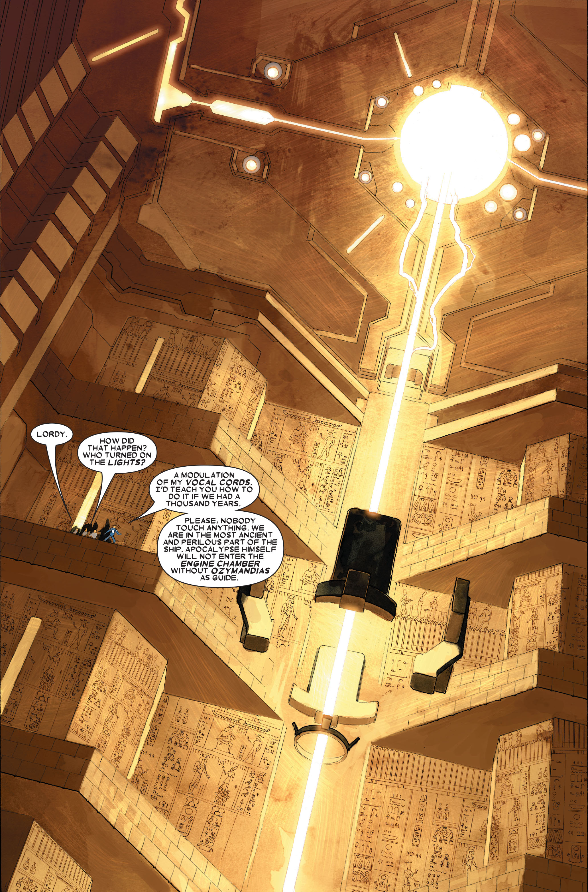 X-Men (1991) 184 Page 16