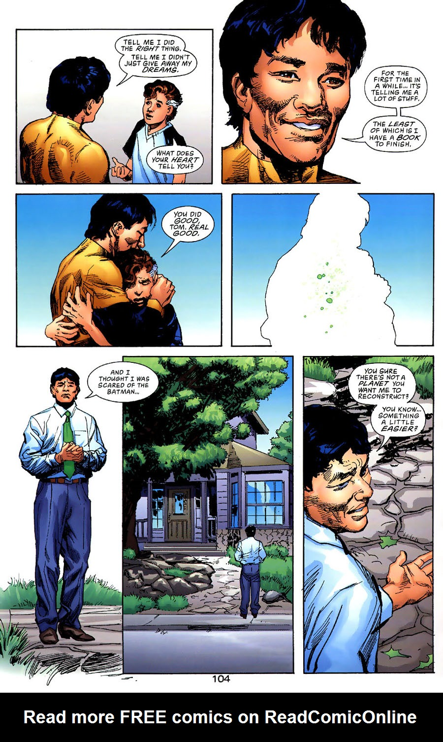 Read online Green Lantern: Legacy: The Last Will and Testament of Hal Jordan comic -  Issue # TPB - 112