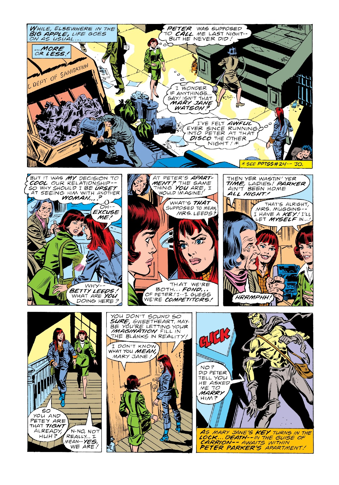 Read online Marvel Masterworks: The Spectacular Spider-Man comic -  Issue # TPB 2 (Part 2) - 98