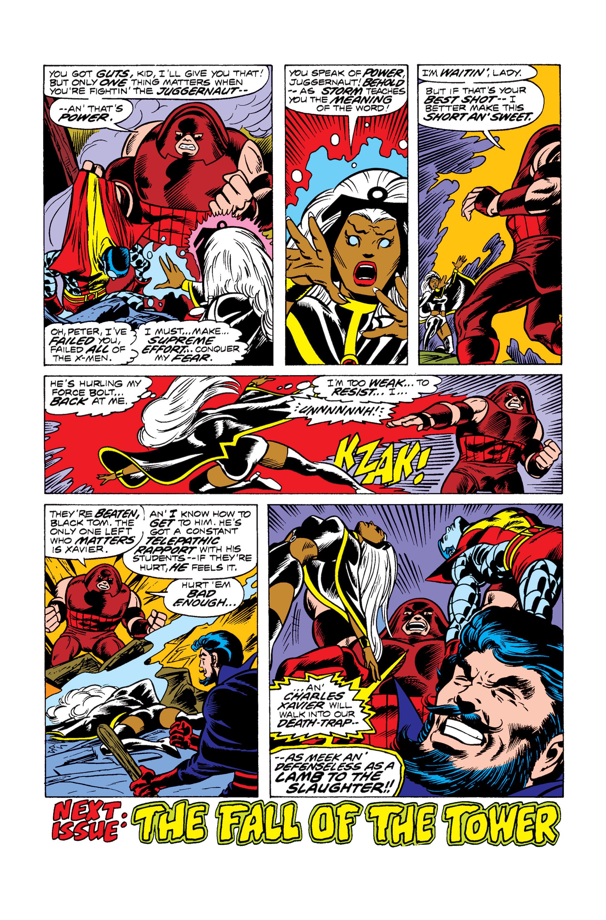 Uncanny X-Men (1963) 102 Page 17
