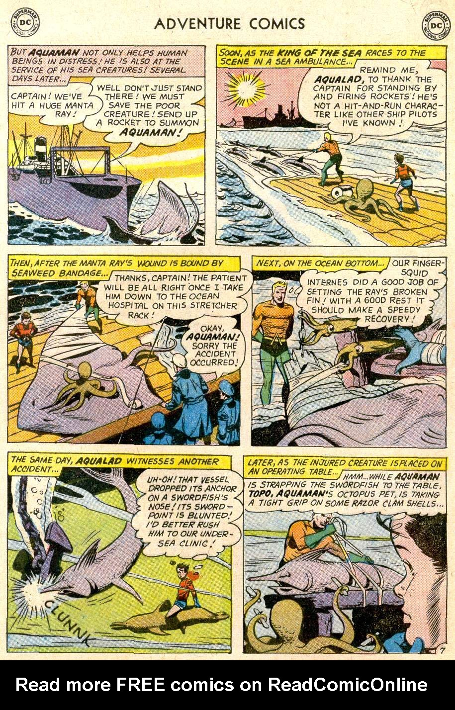 Read online Adventure Comics (1938) comic -  Issue #282 - 25