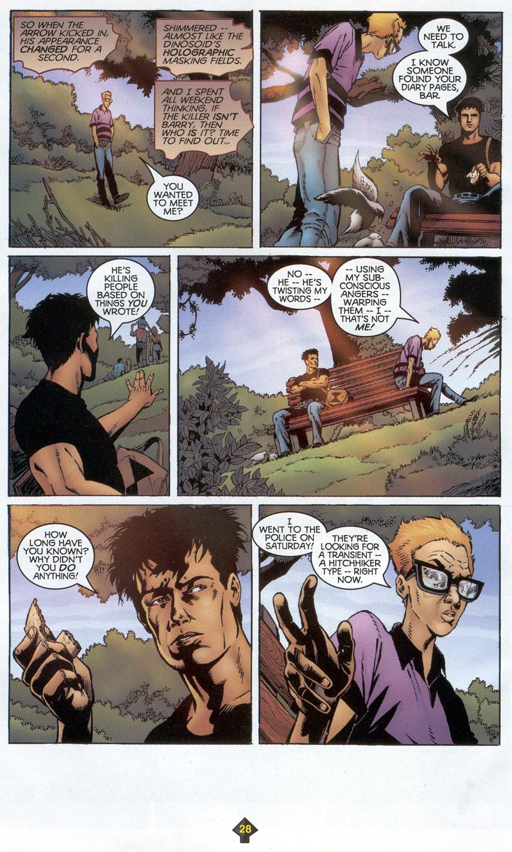 Read online Turok: Redpath comic -  Issue # Full - 27