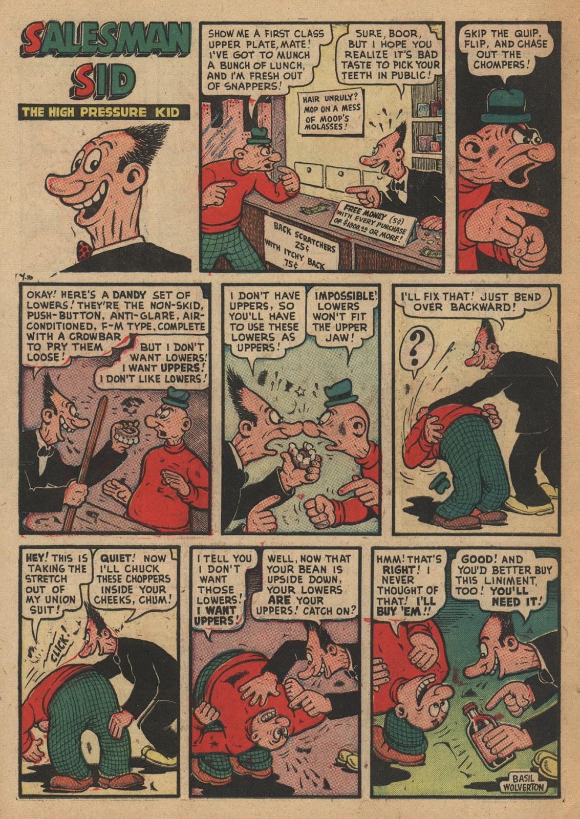Read online Gay Comics comic -  Issue #23 - 26
