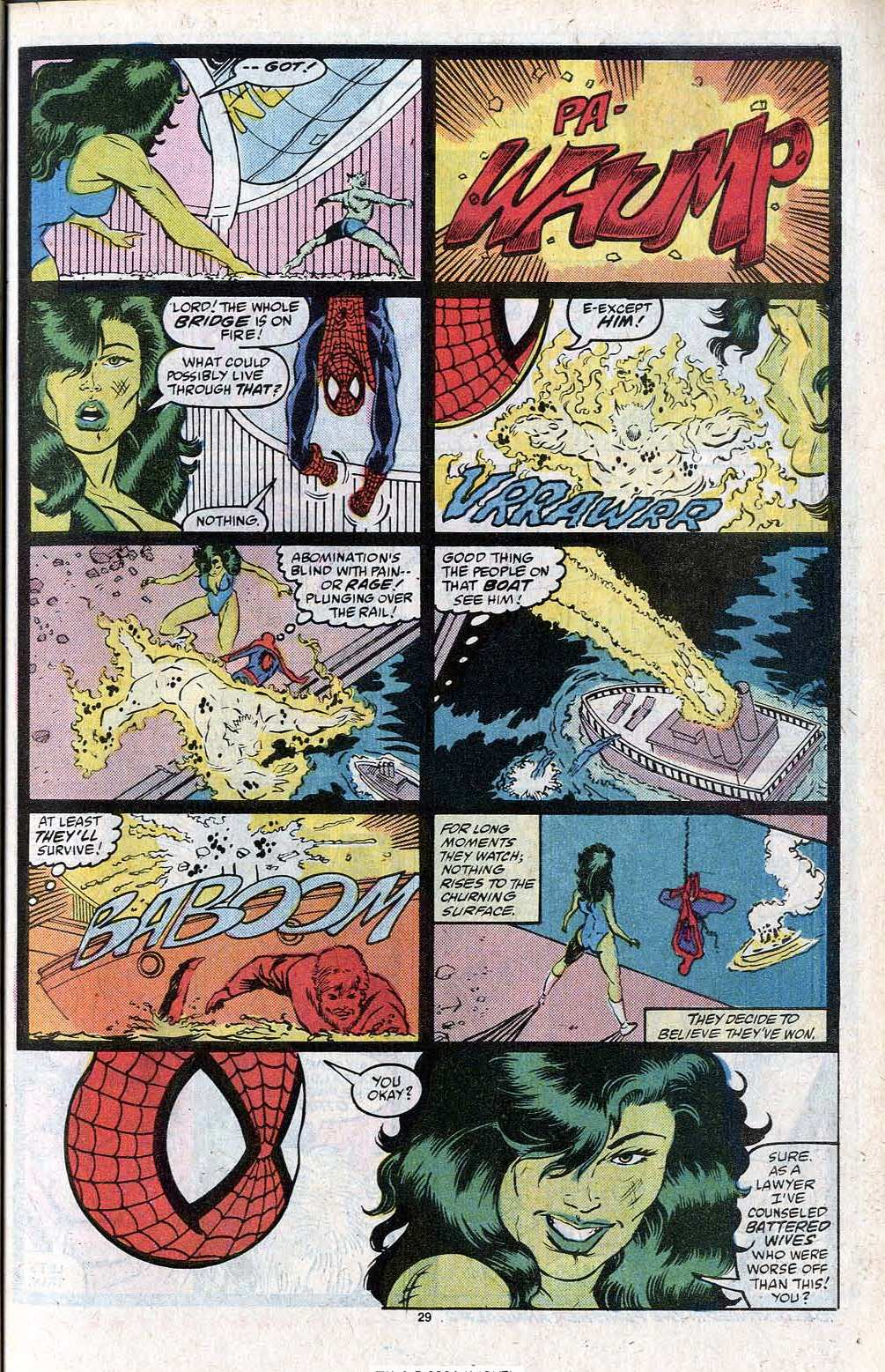 The Amazing Spider-Man (1963) _Annual_23 Page 30