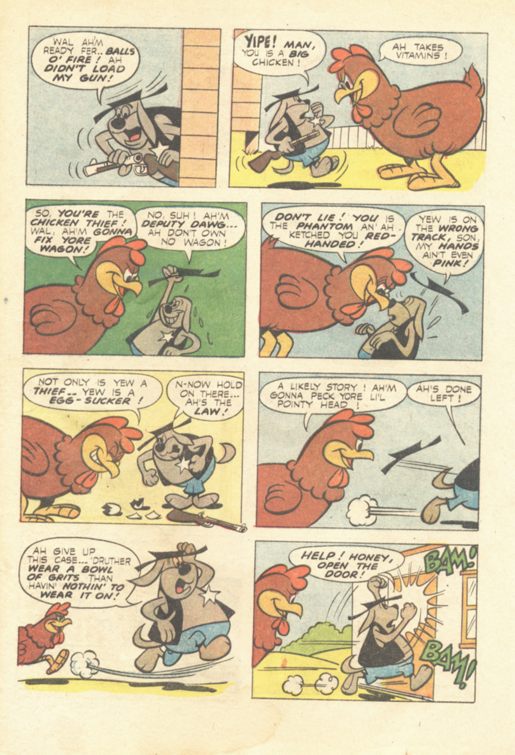 Four Color Comics issue 1238 - Page 33