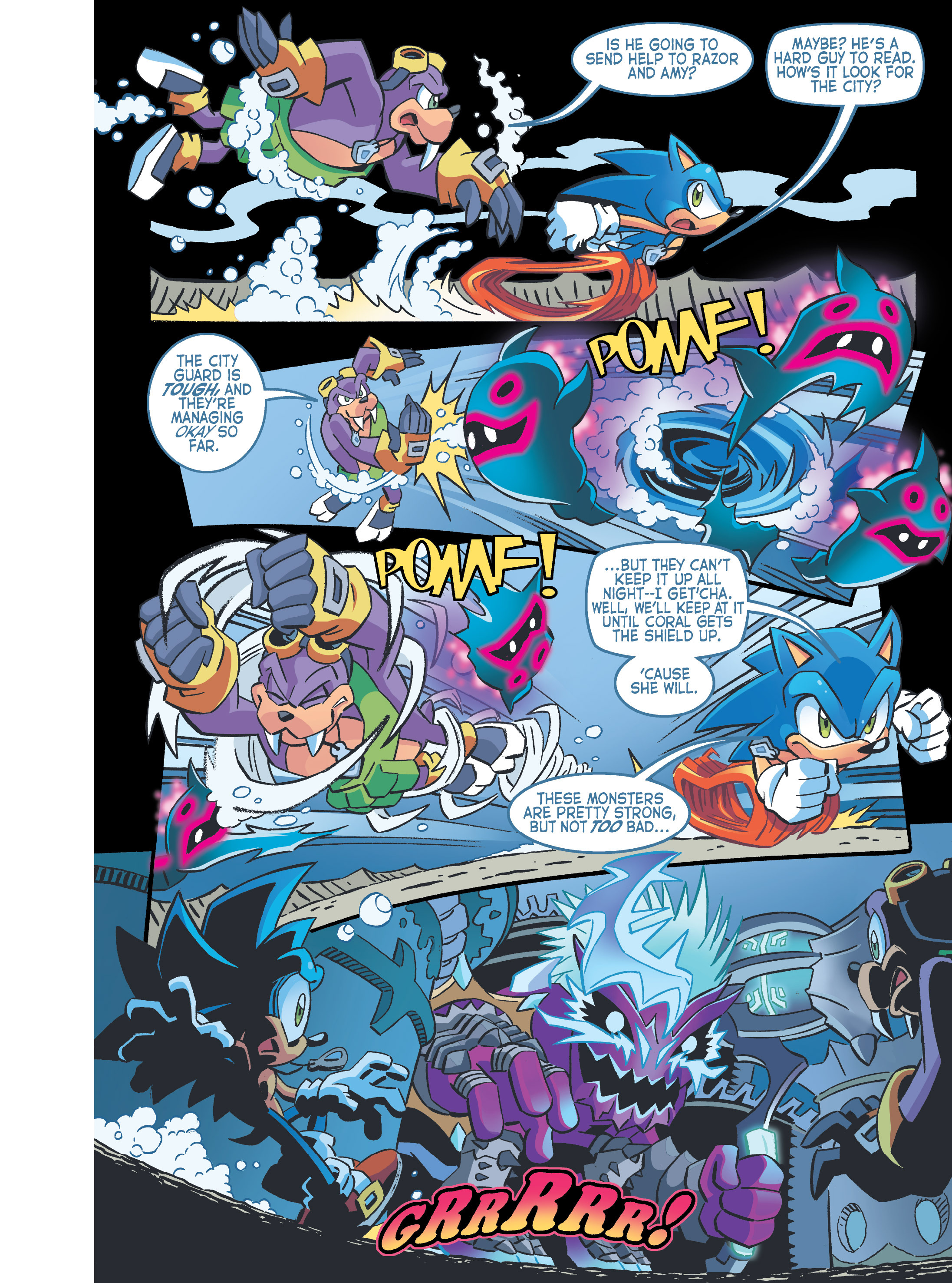 Read online Sonic Super Digest comic -  Issue #10 - 86
