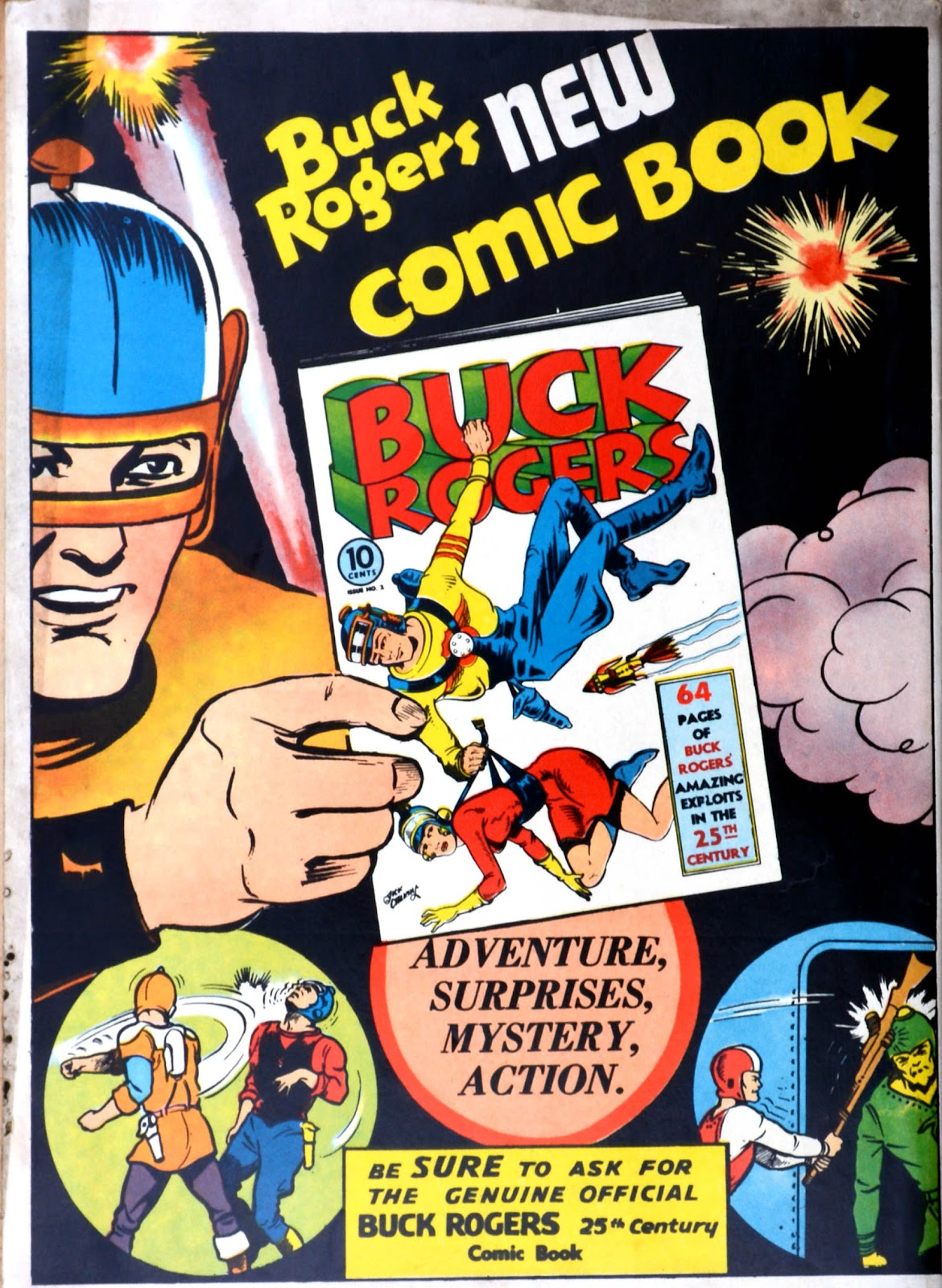 Read online Famous Funnies comic -  Issue #85 - 66