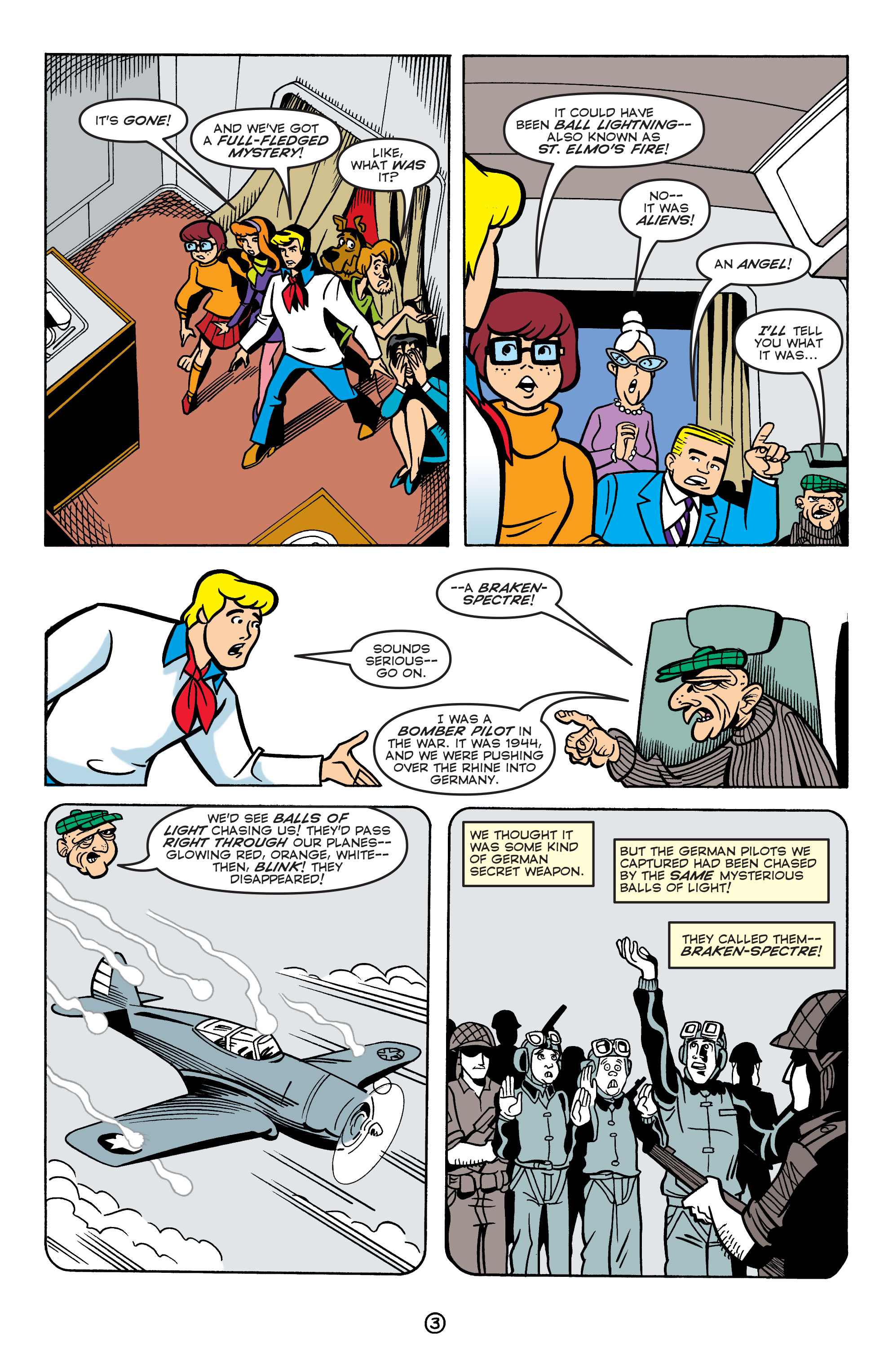 Read online Scooby-Doo (1997) comic -  Issue #53 - 16