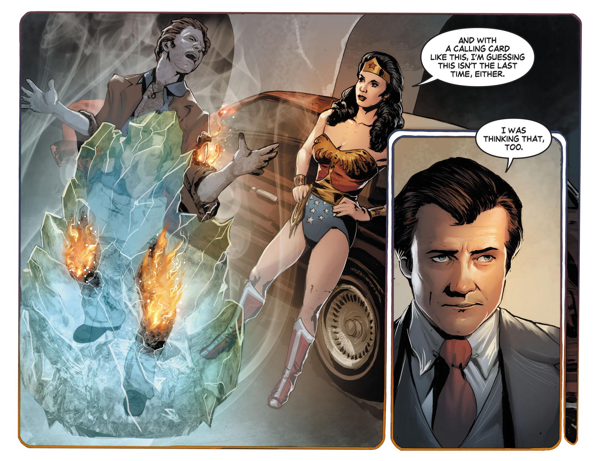 Read online Wonder Woman '77 [I] comic -  Issue #10 - 12