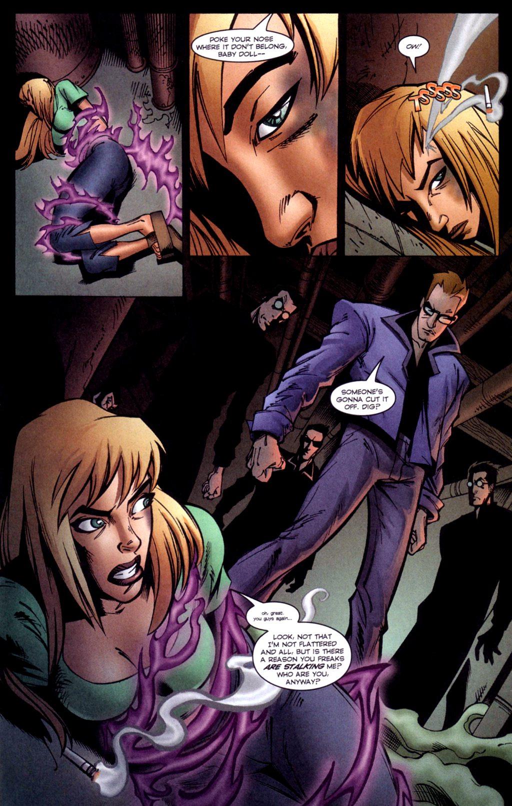 Read online Jezebelle comic -  Issue #2 - 20
