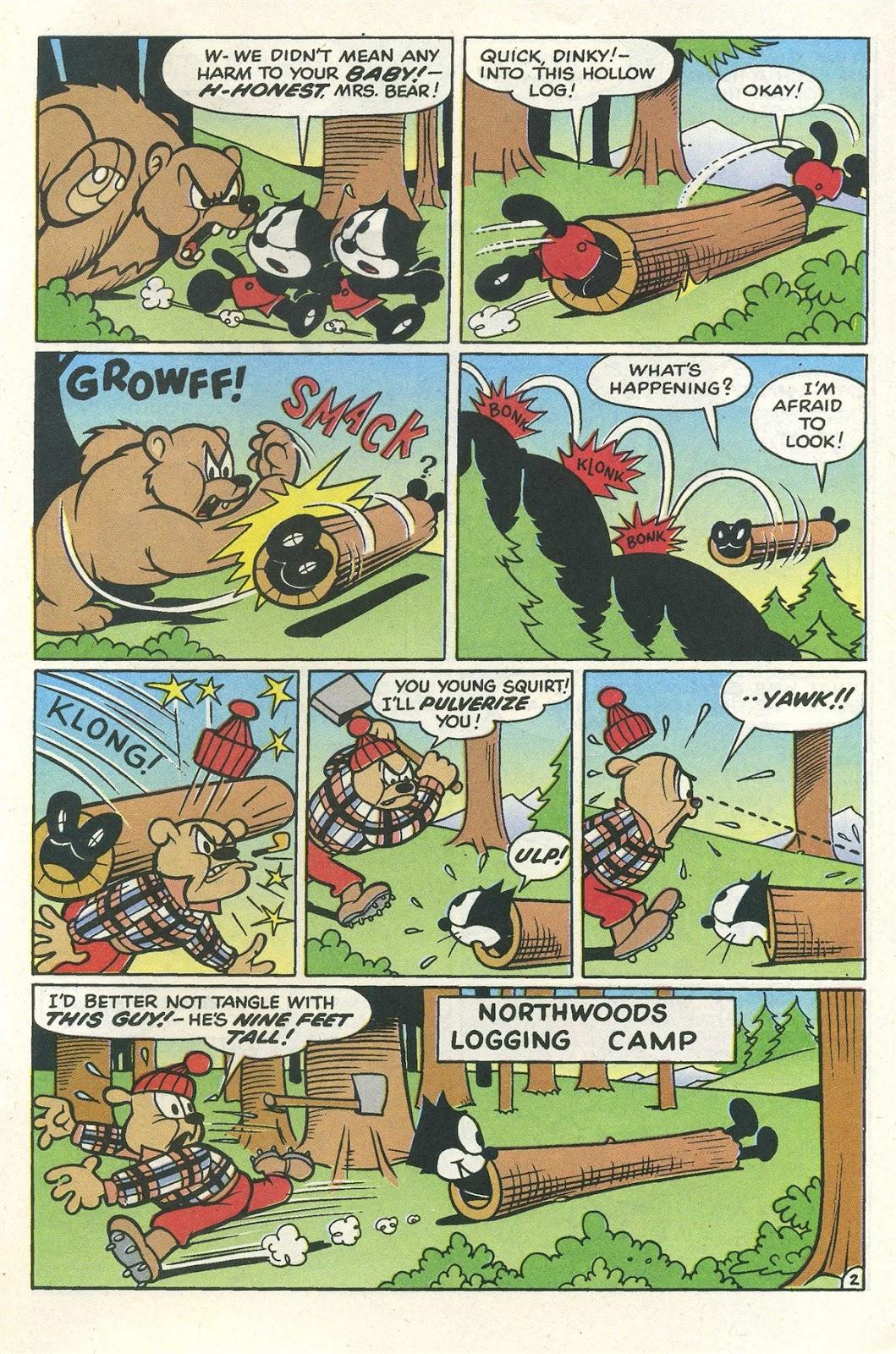 Read online Felix the Cat comic -  Issue #7 - 20