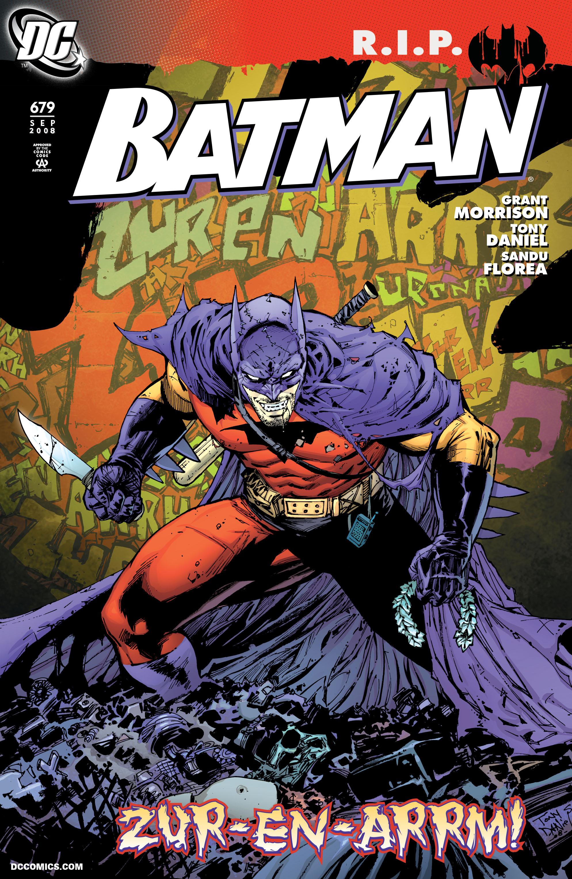 Batman (1940) 679 Page 2