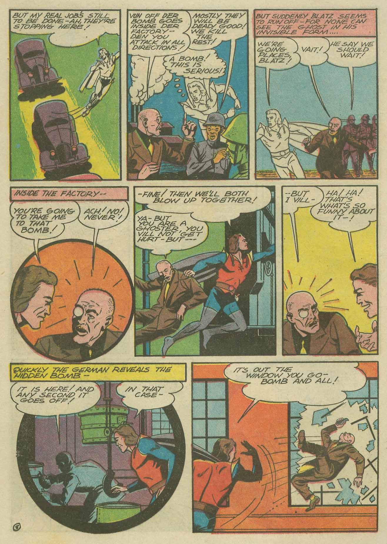 Read online Sensation (Mystery) Comics comic -  Issue #9 - 44
