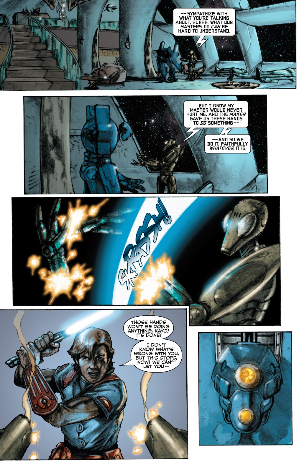 Read online Star Wars Legends: The Old Republic - Epic Collection comic -  Issue # TPB 3 (Part 1) - 20