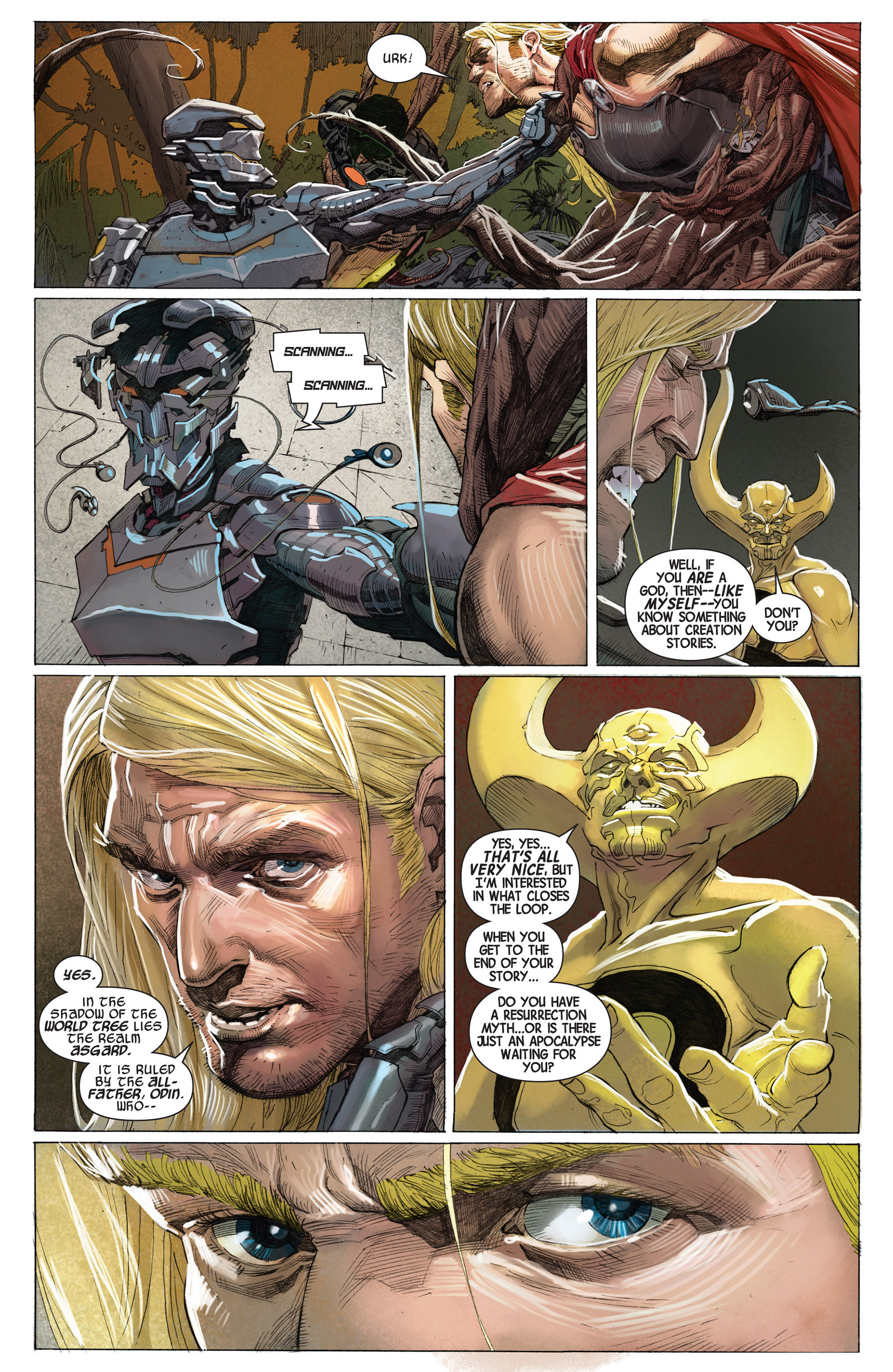 Read online Avengers (2013) comic -  Issue #2 - 6