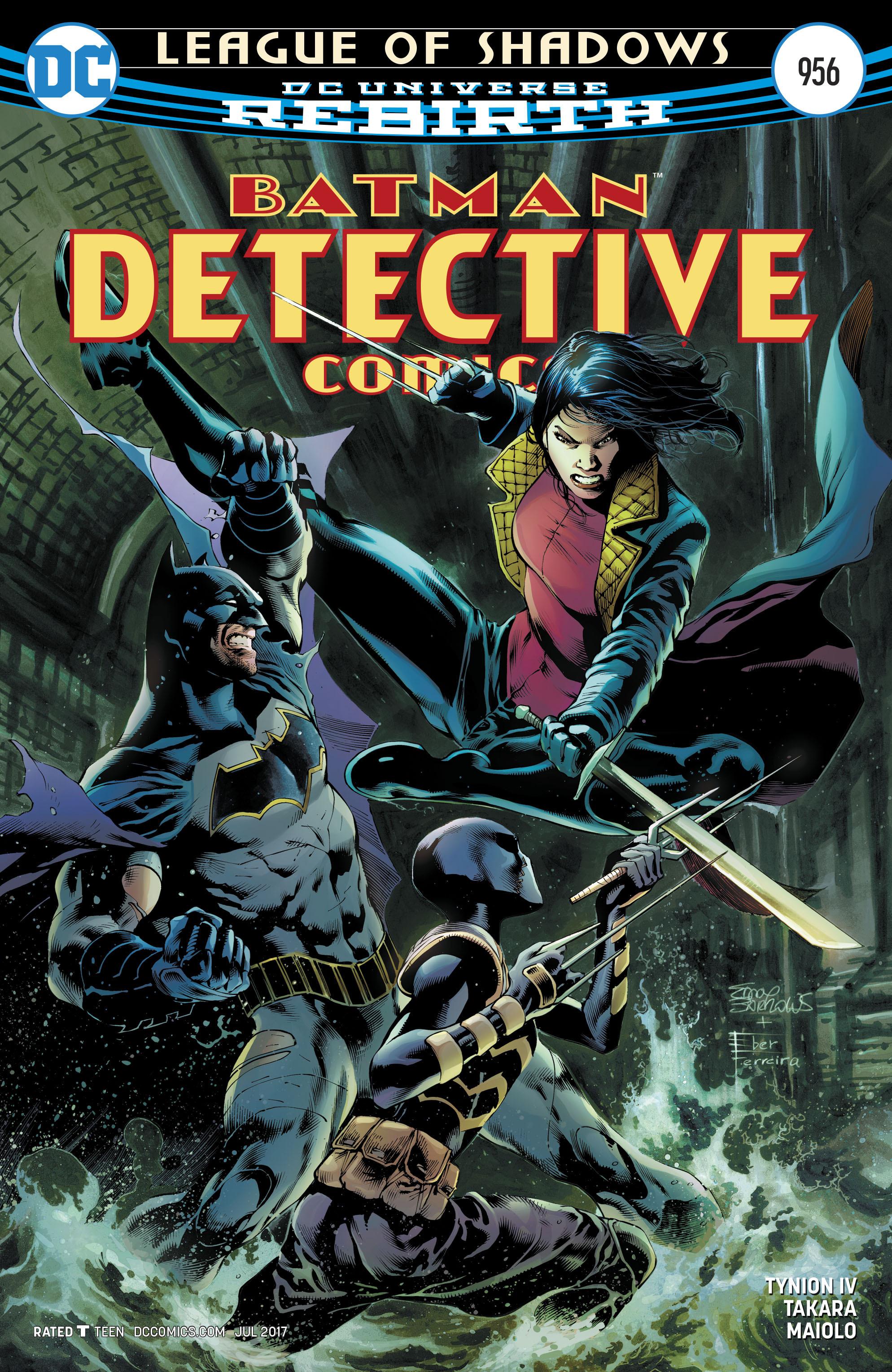 Read online Detective Comics (2016) comic -  Issue #956 - 1